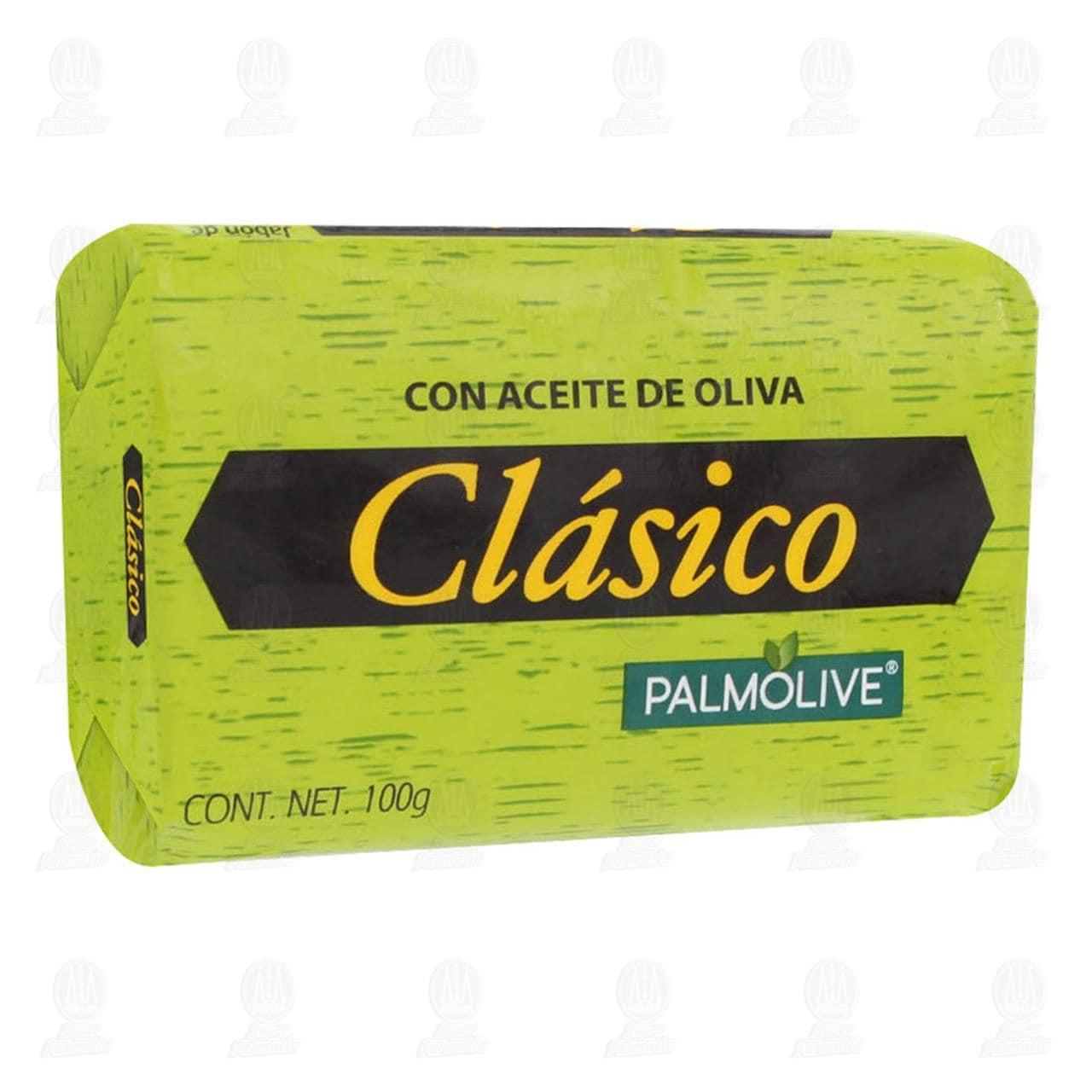 Comprar Jabón de Tocador Palmolive Clásico con aceite de oliva en Barra, 100 gr. en Farmacias Guadalajara