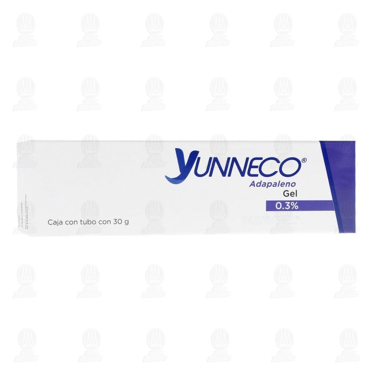 Comprar Yunneco Gel 0.3%, 30 gr. en Farmacias Guadalajara