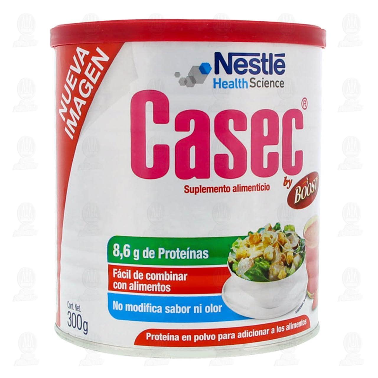 Comprar Proteína en Polvo Nestlé Health Science Casec by Boost 300gr en Farmacias Guadalajara
