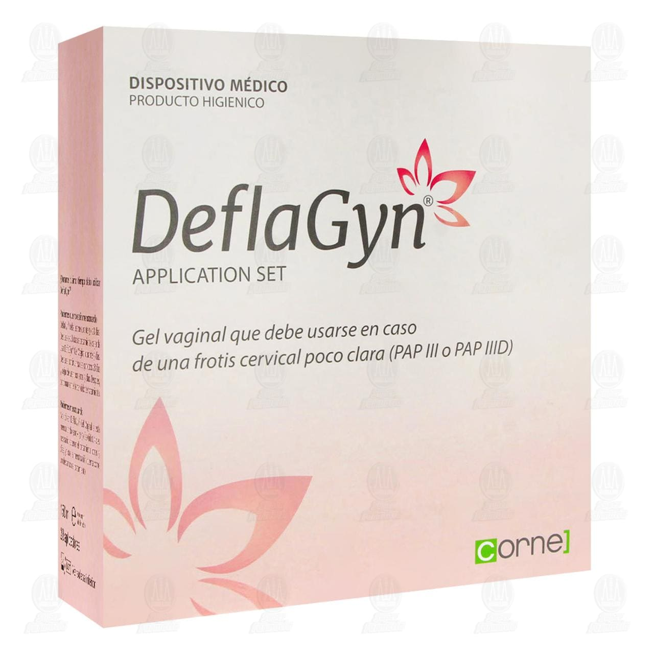 Deflagyn 150ml Gel Vaginal 28 Aplicadores