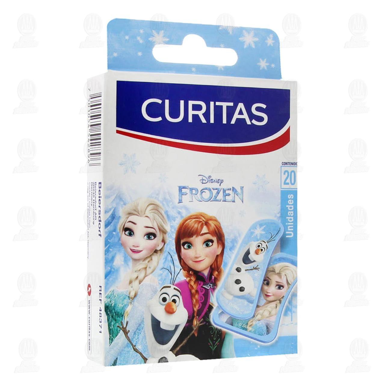 Comprar Vendita Curitas Frozen 20pzas en Farmacias Guadalajara