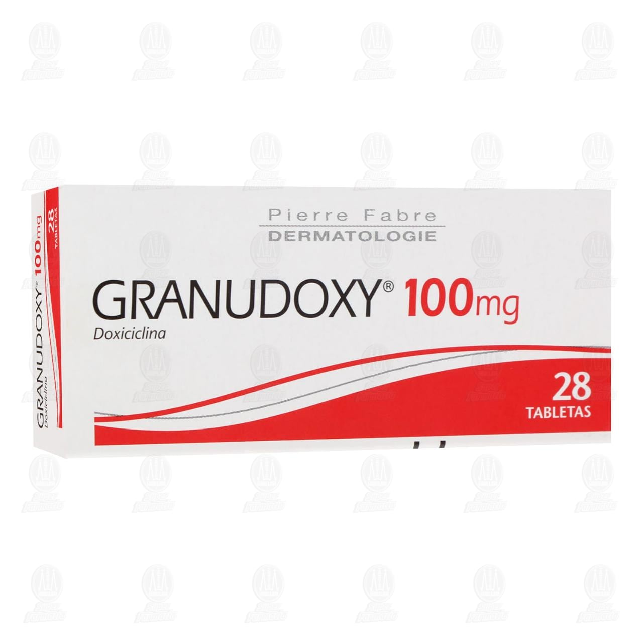 Comprar Granudoxy 100mg 28 Tabletas en Farmacias Guadalajara