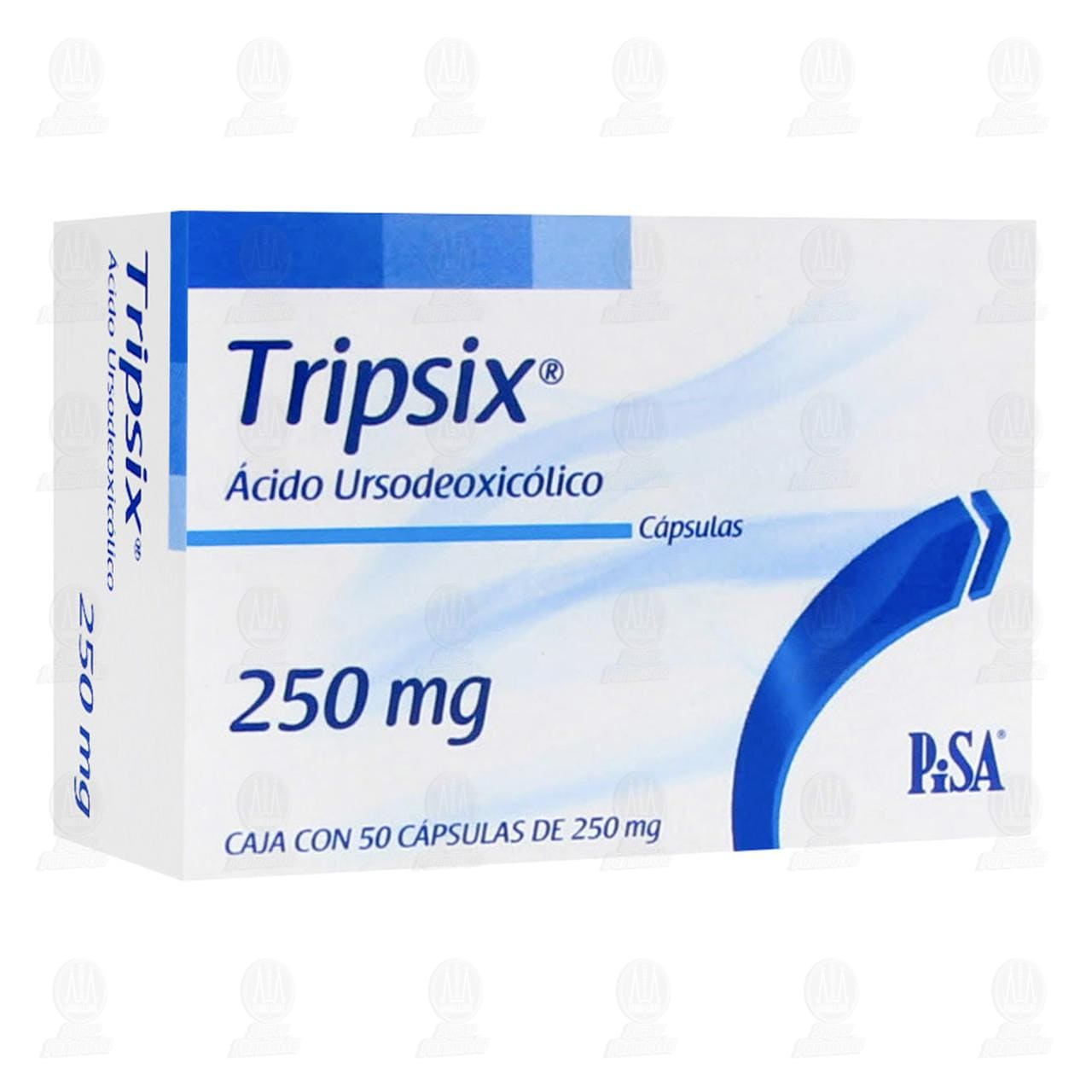 Tripsix 250mg 50 Cápsulas
