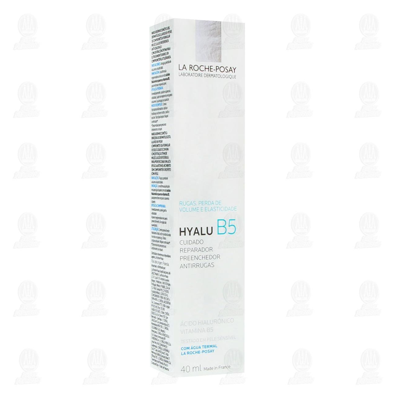 Comprar La Roche Posay Hyalu B5 Tratamiento Anti-Arrugas Reparador y Rellenador, 40 ml. en Farmacias Guadalajara