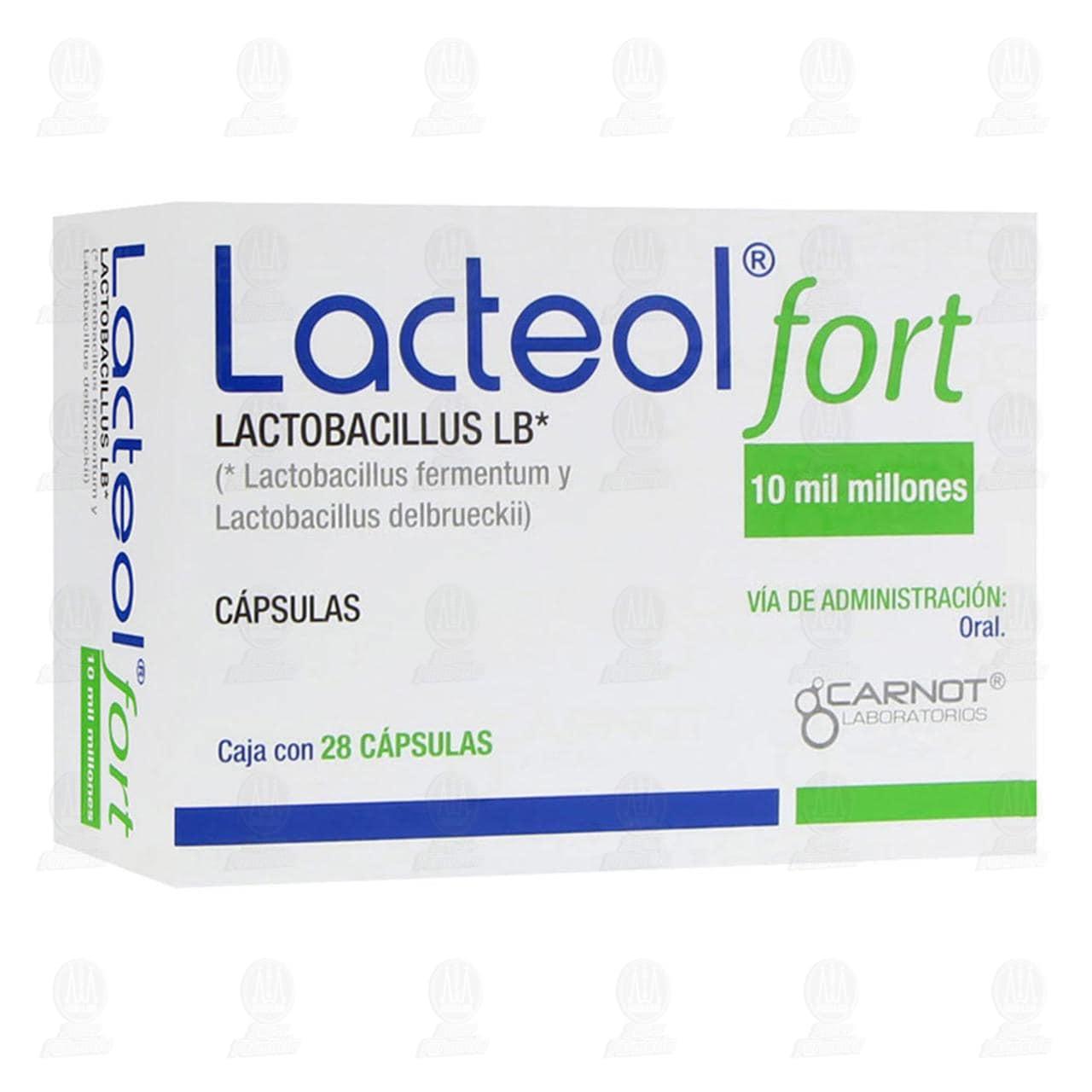 Lacteol Fort 28 Cápsulas