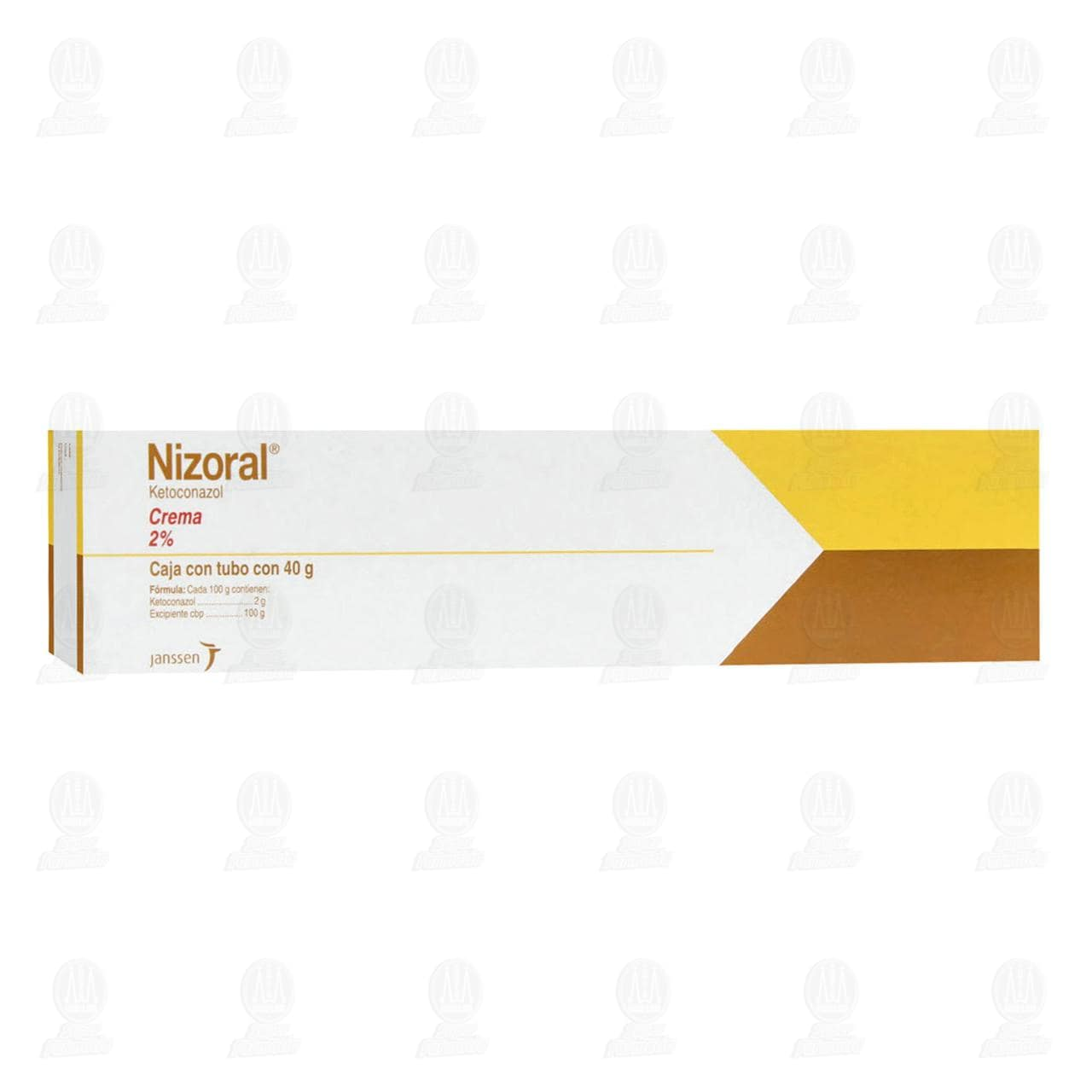 Comprar Nizoral Crema 2% 40gr en Farmacias Guadalajara