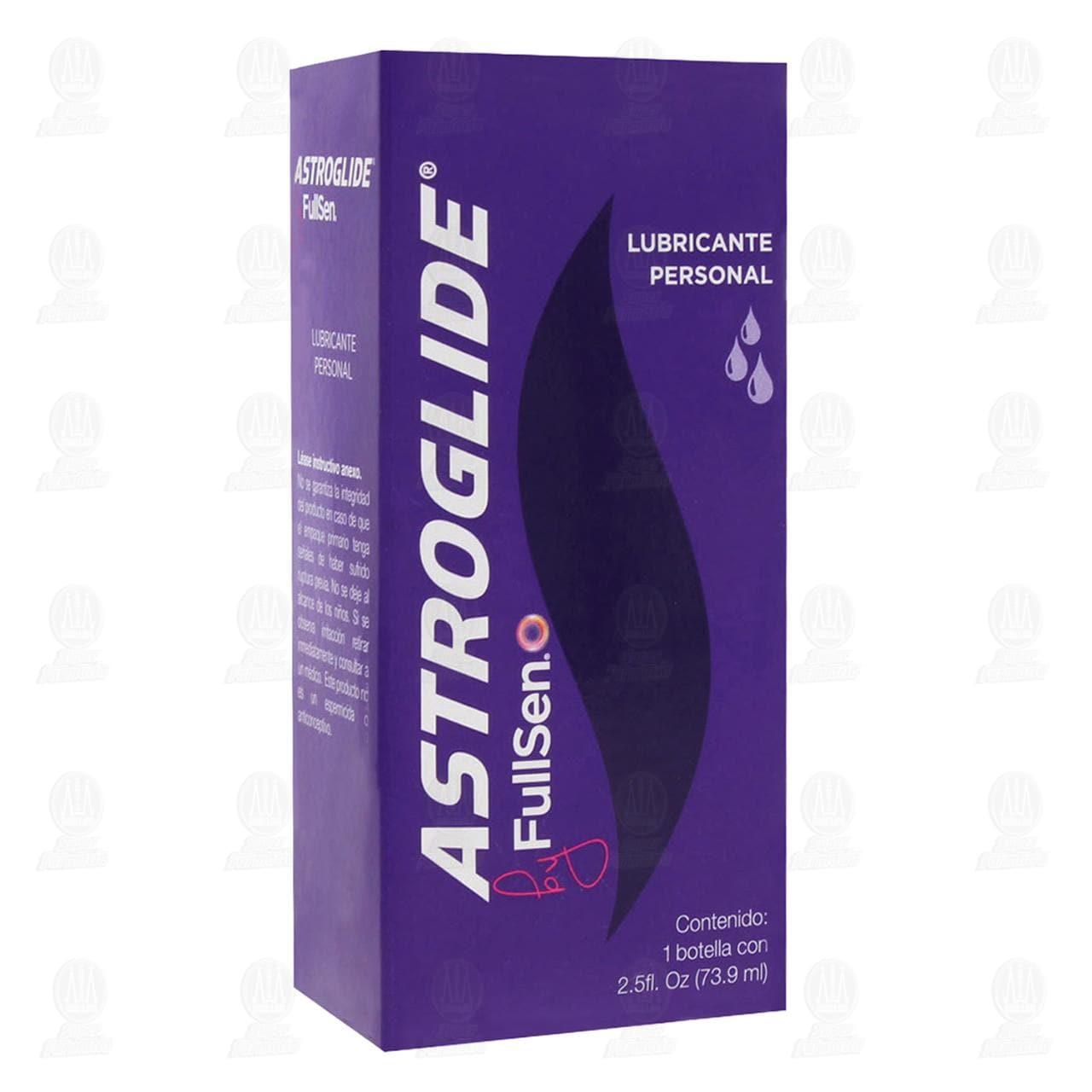 Comprar Astroglide Fullsen Lubricante 73.9ml en Farmacias Guadalajara