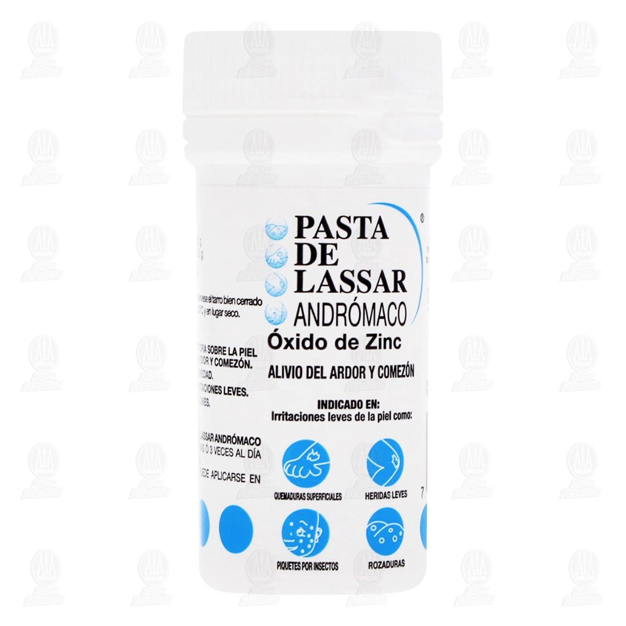Comprar Pasta de Lassar 30gr Tarro en Farmacias Guadalajara