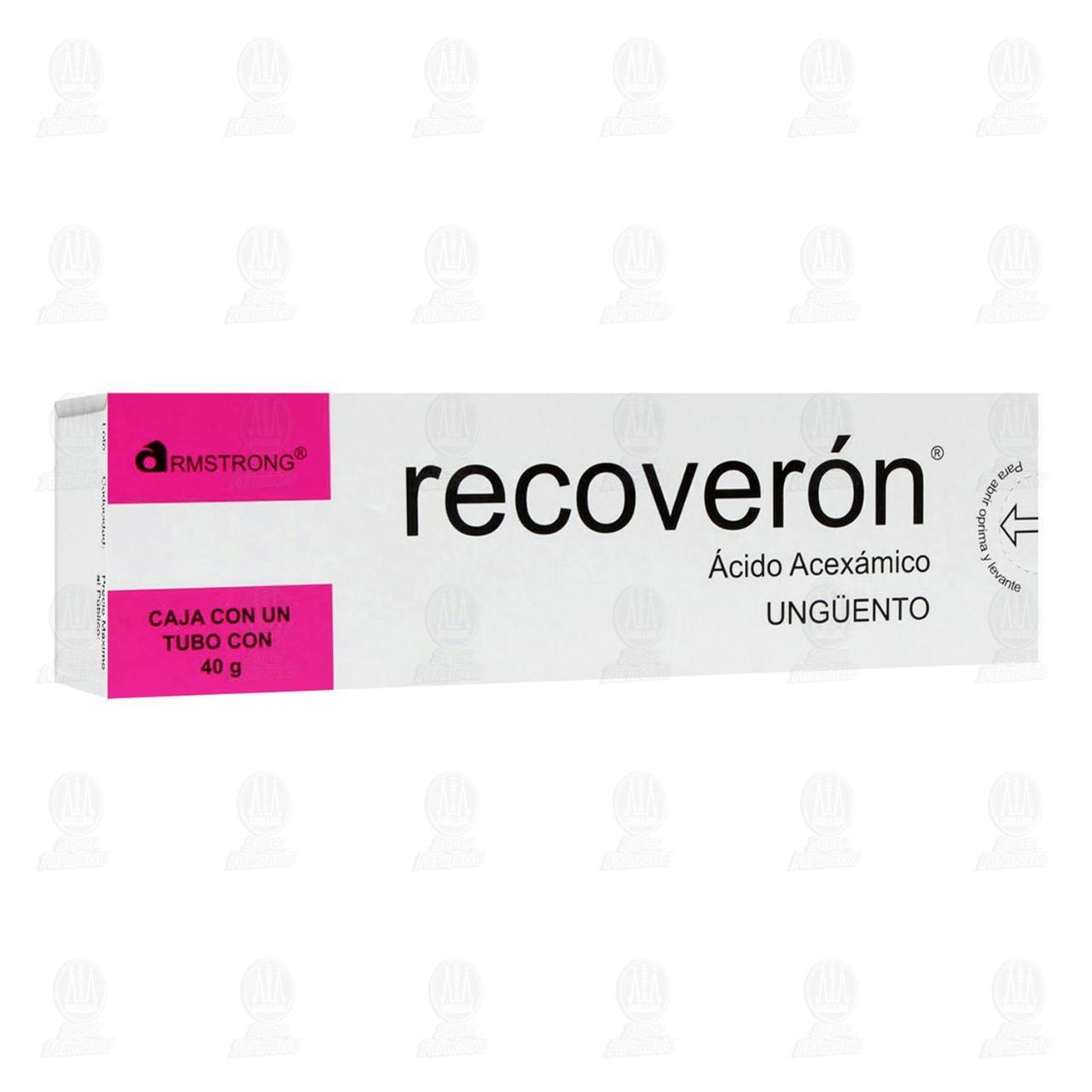 Comprar Recoverón 40gr Ungüento en Farmacias Guadalajara