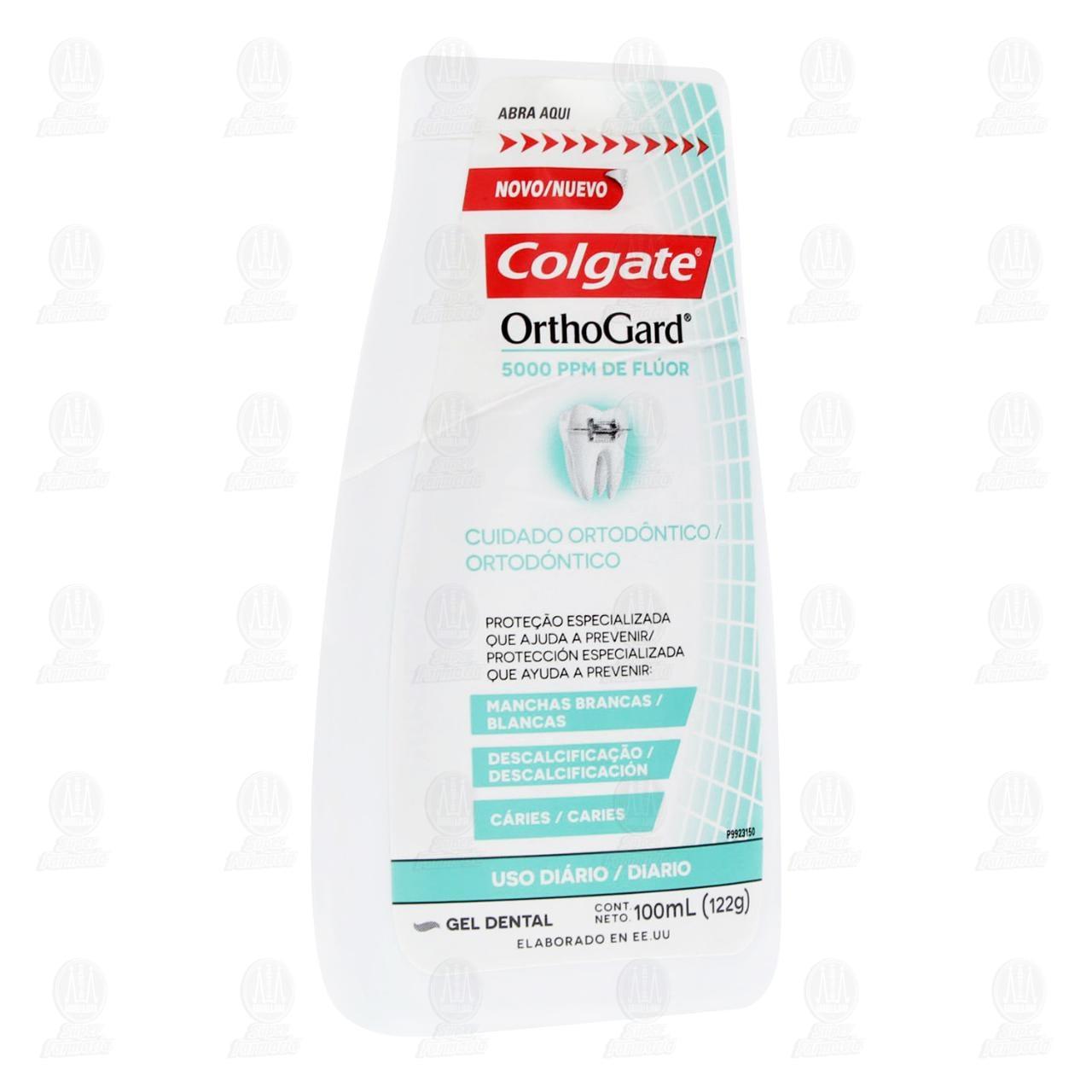 Comprar Pasta Dental Colgate OrthoGard Cuidado Ortodóntico, 100 ml. en Farmacias Guadalajara