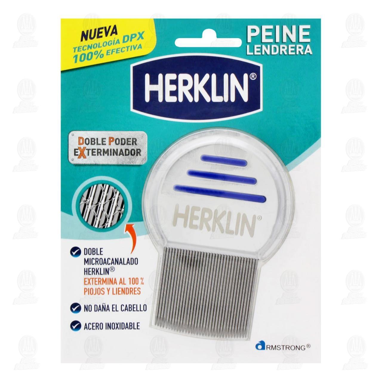 Comprar Herklin Peine Lendrera en Farmacias Guadalajara