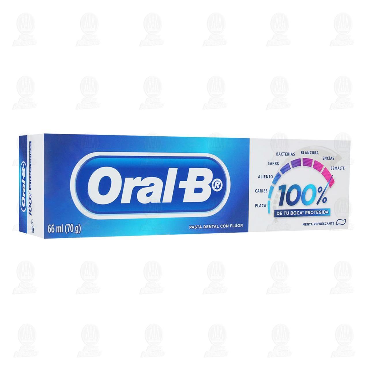 Comprar Pasta Dental Oral-B Menta Refrescante, 70 gr. en Farmacias Guadalajara