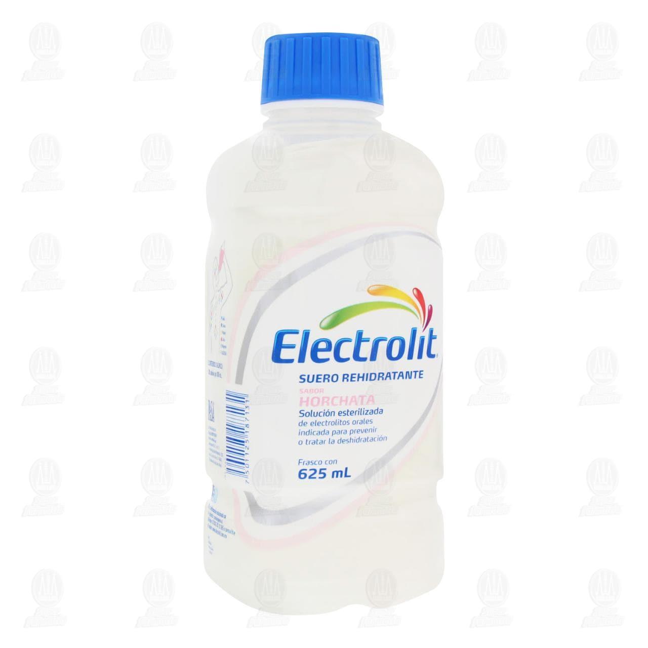 Comprar Electrolit Horchata Oral 625ml en Farmacias Guadalajara