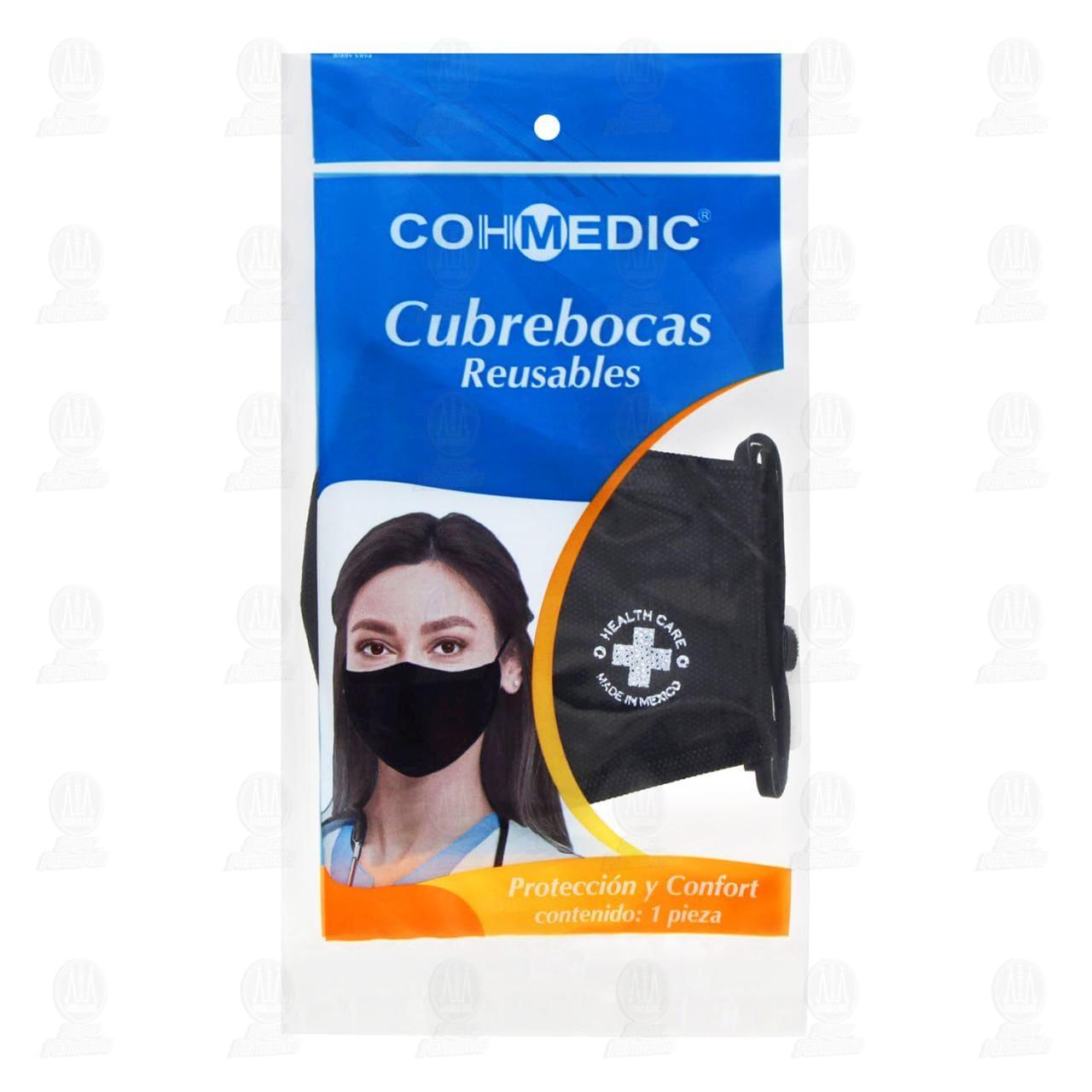 Comprar Cubrebocas Cohmedic Reusable 1pz en Farmacias Guadalajara