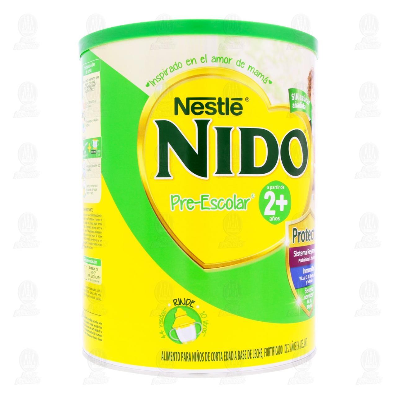 Comprar Nido Pre-Escolar 2+ Años, 1.5 kg. en Farmacias Guadalajara