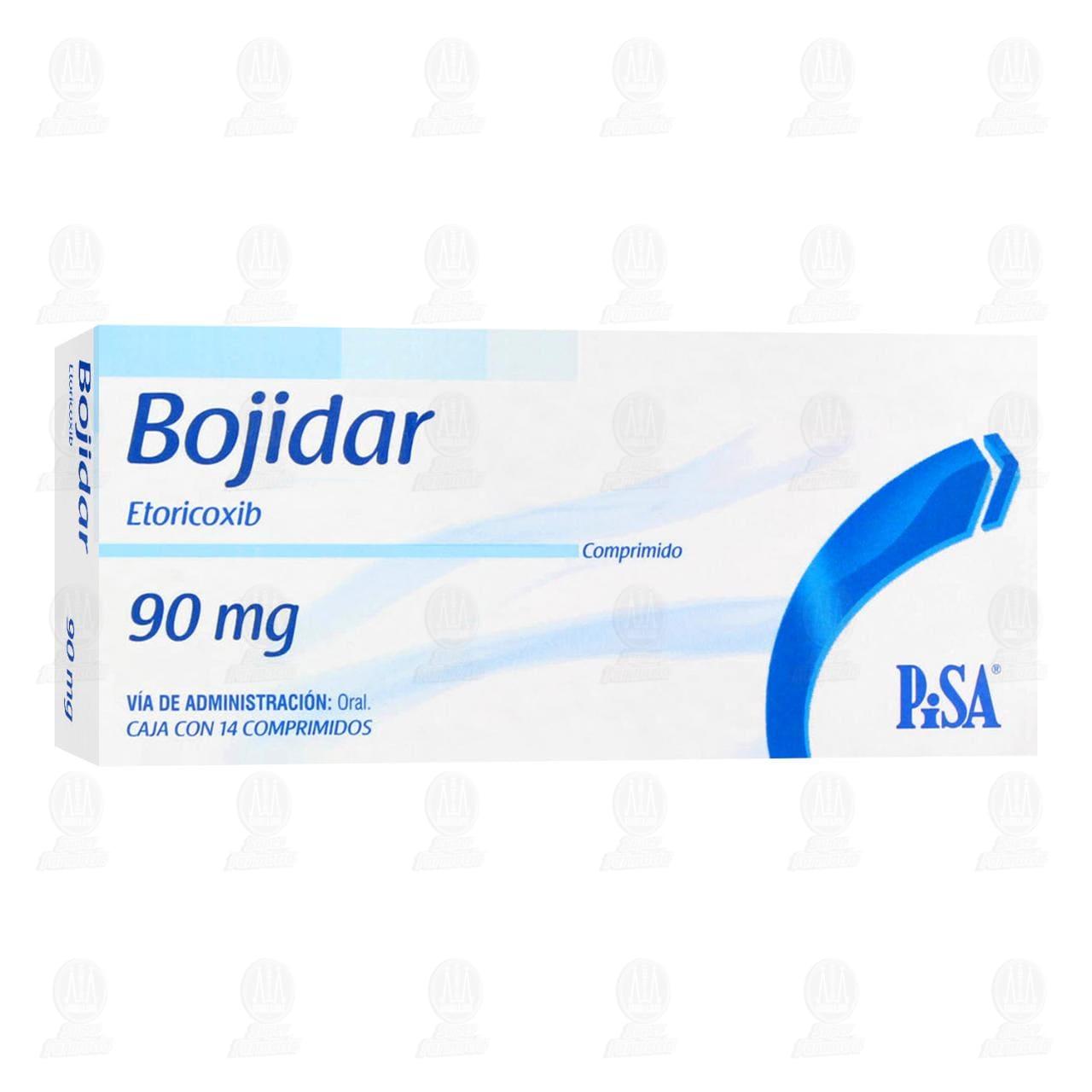 Comprar Bojidar 90mg 14 Comprimidos en Farmacias Guadalajara