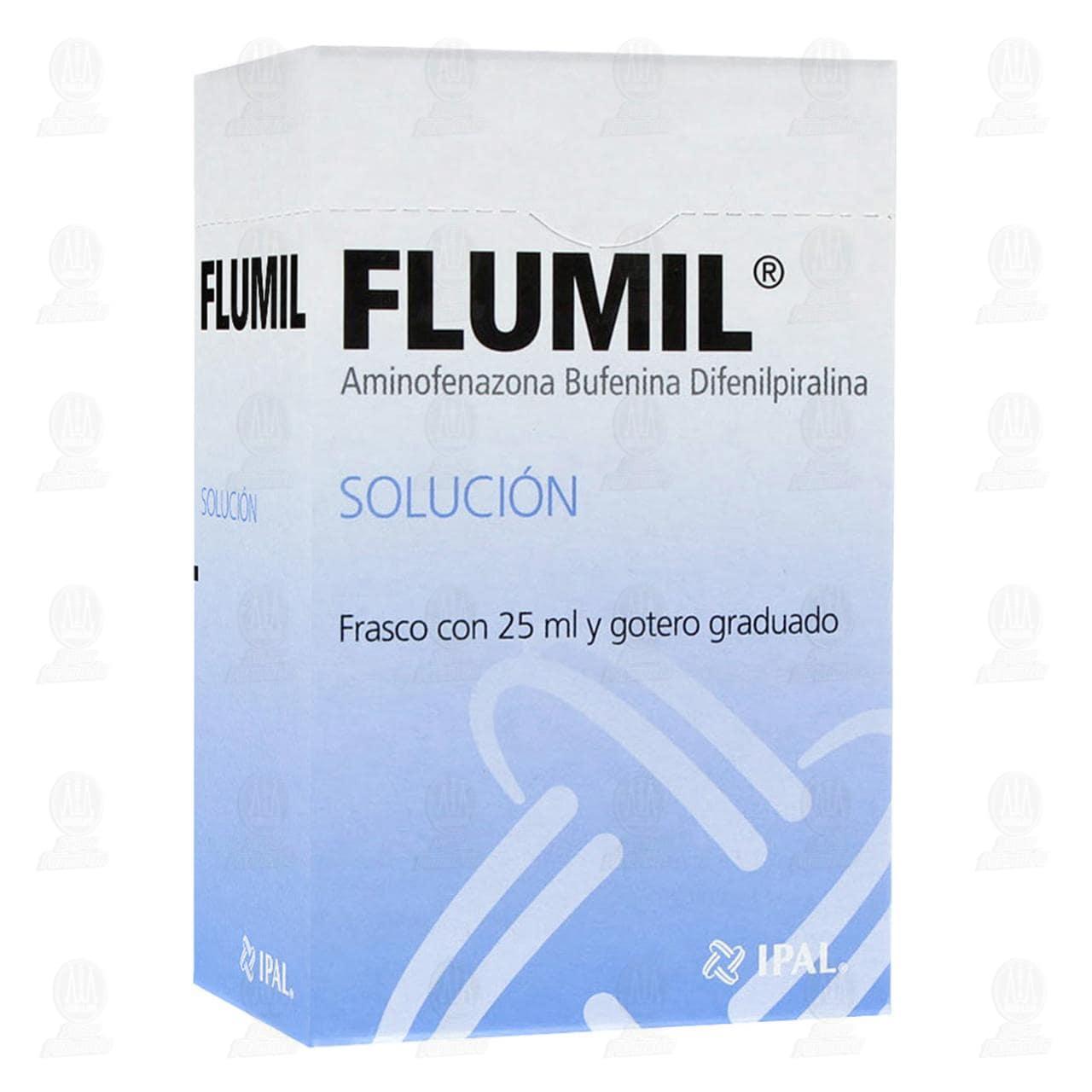 Flumil 25ml Gotas