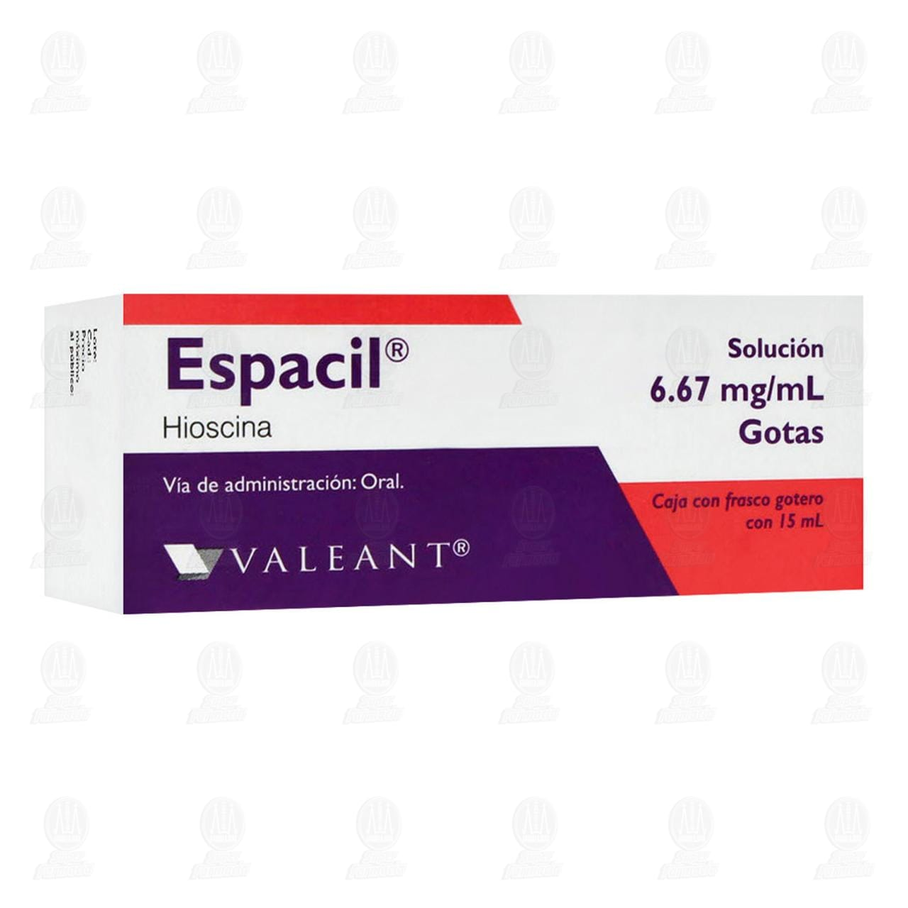 Comprar Espacil 6.67mg/ml 15ml Solución Gotas en Farmacias Guadalajara