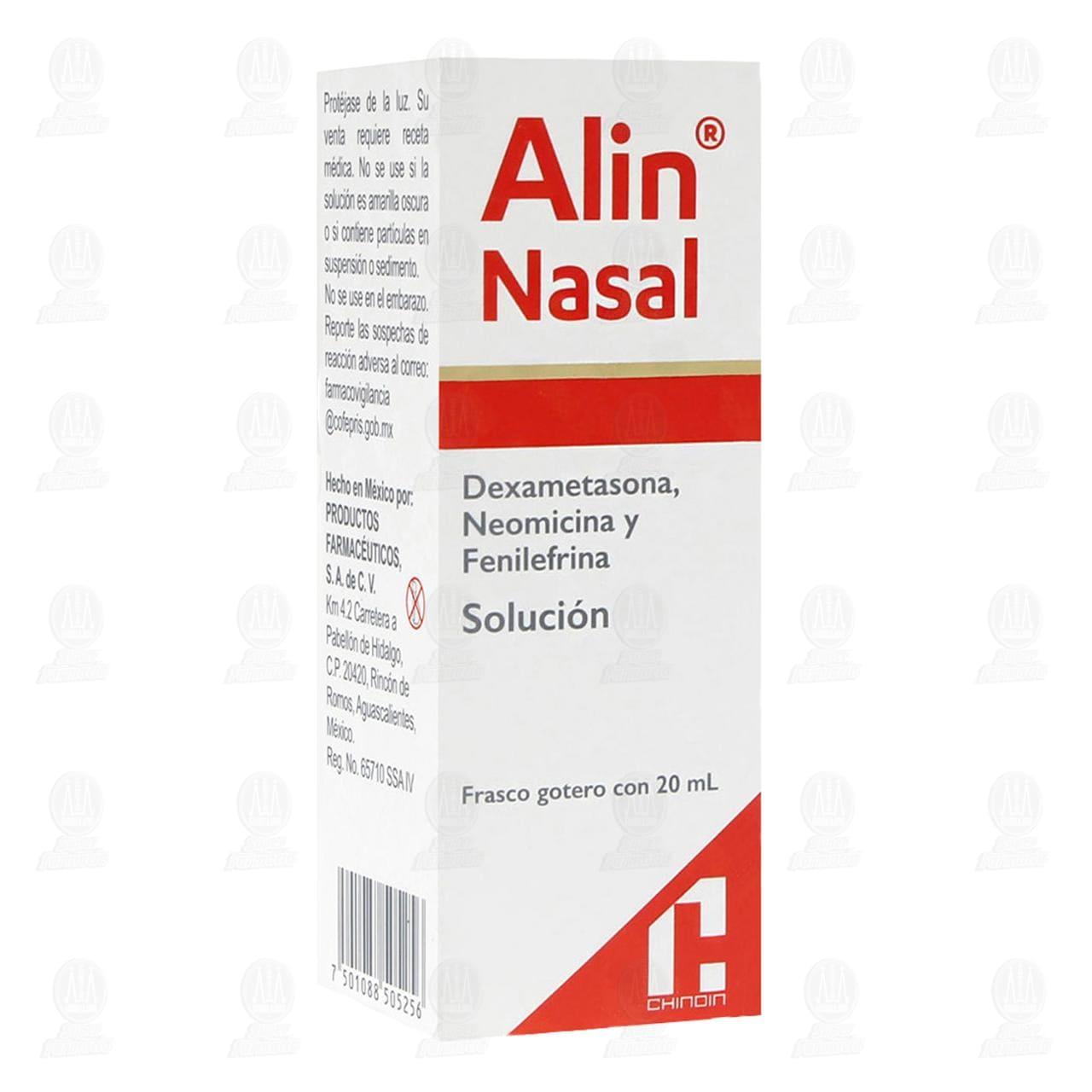 Alin Nasal 20ml Solución