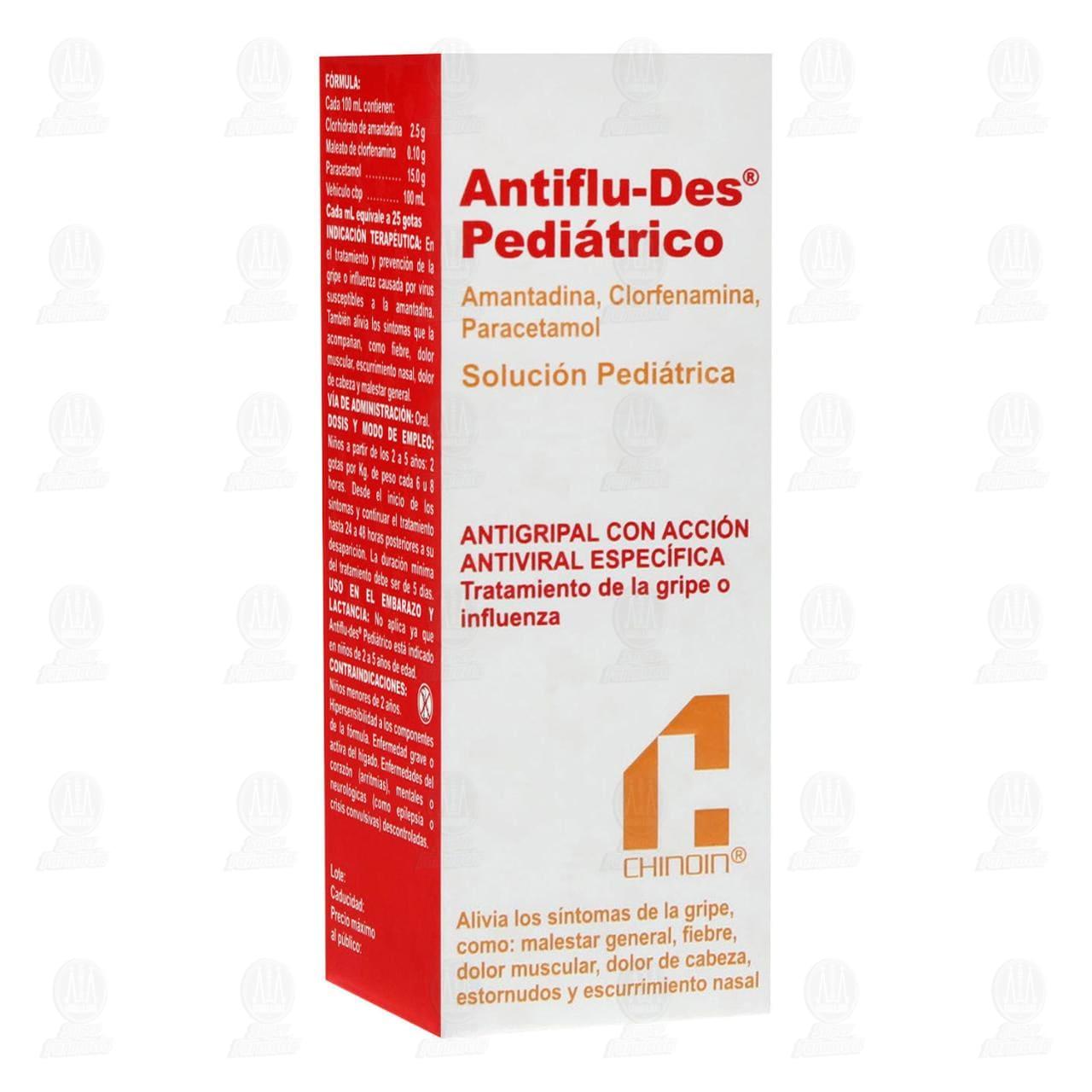Comprar Antiflu-Des Pediátrico 30ml Solución en Farmacias Guadalajara