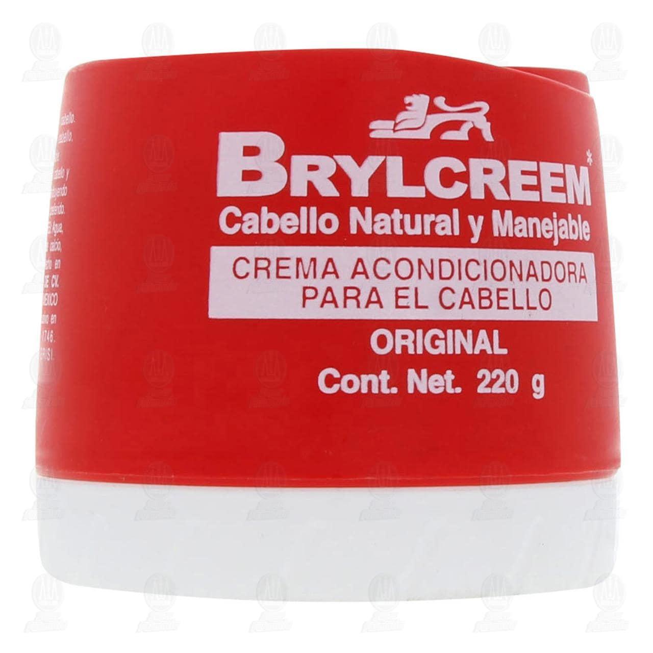 Comprar Crema Acondicionadora Brylcreem Original para el Cabello, 220 gr. en Farmacias Guadalajara