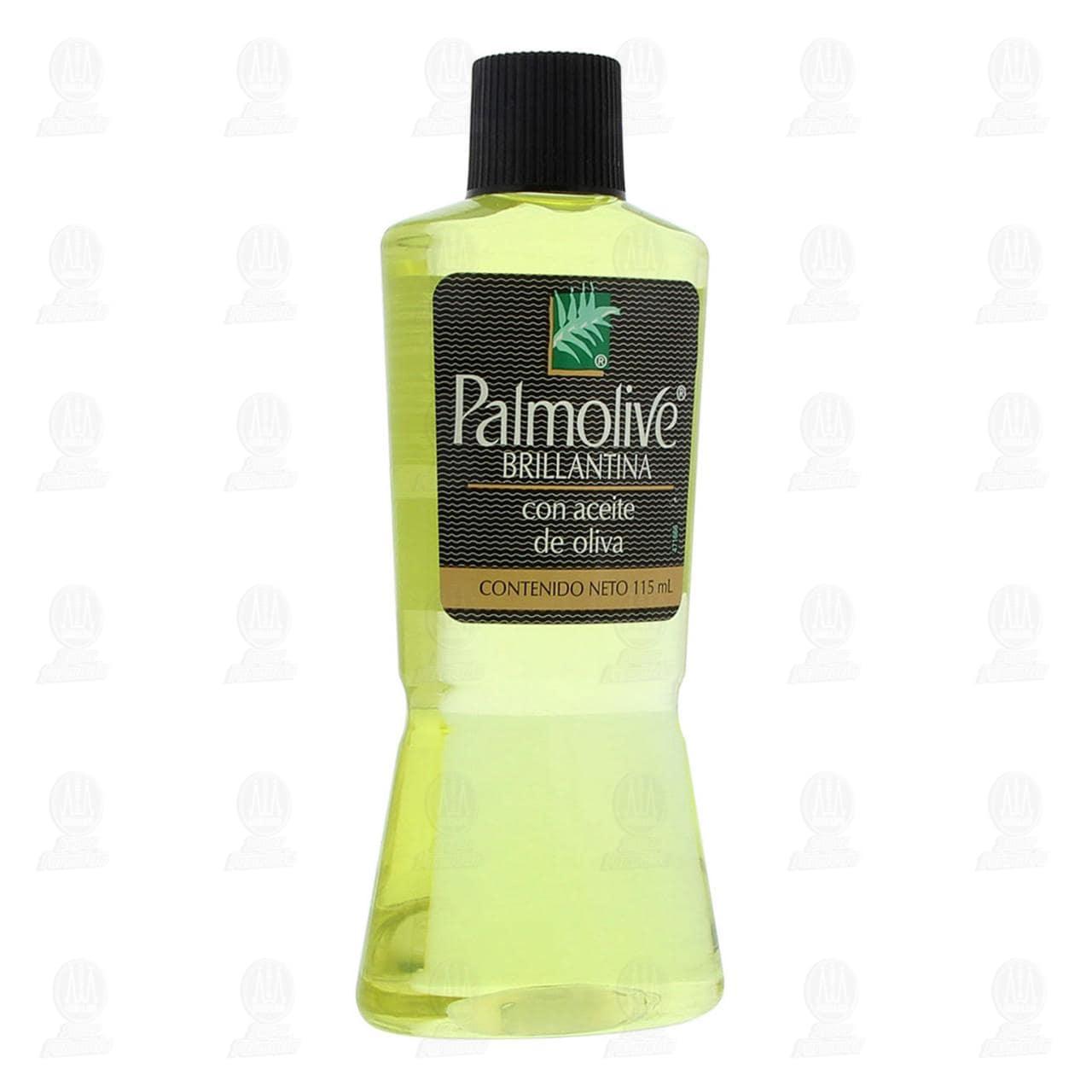Brillantina Palmolive con Aceite de Oliva, 115 ml.