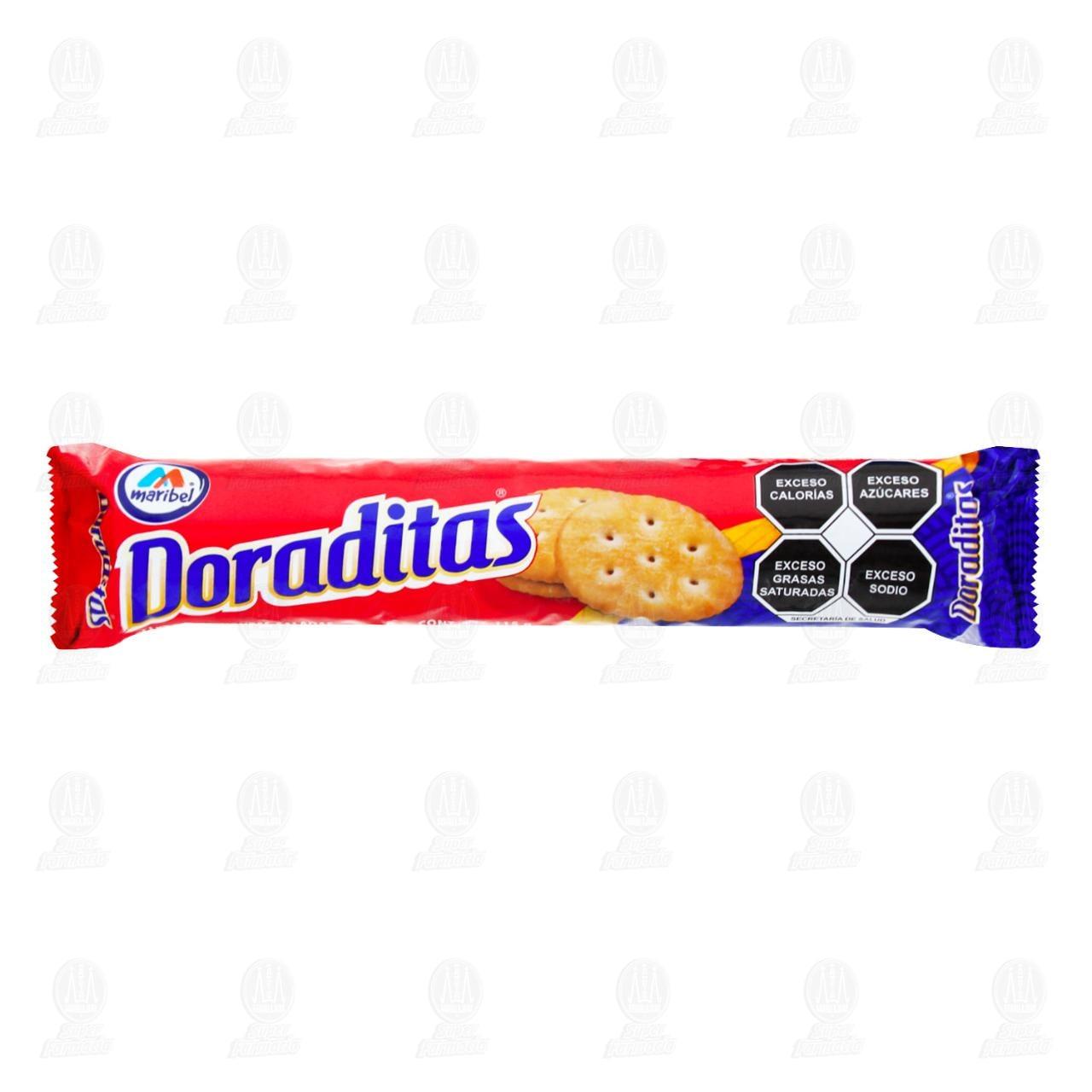 Galletas Saladas Crackers Doraditas, 115 gr.