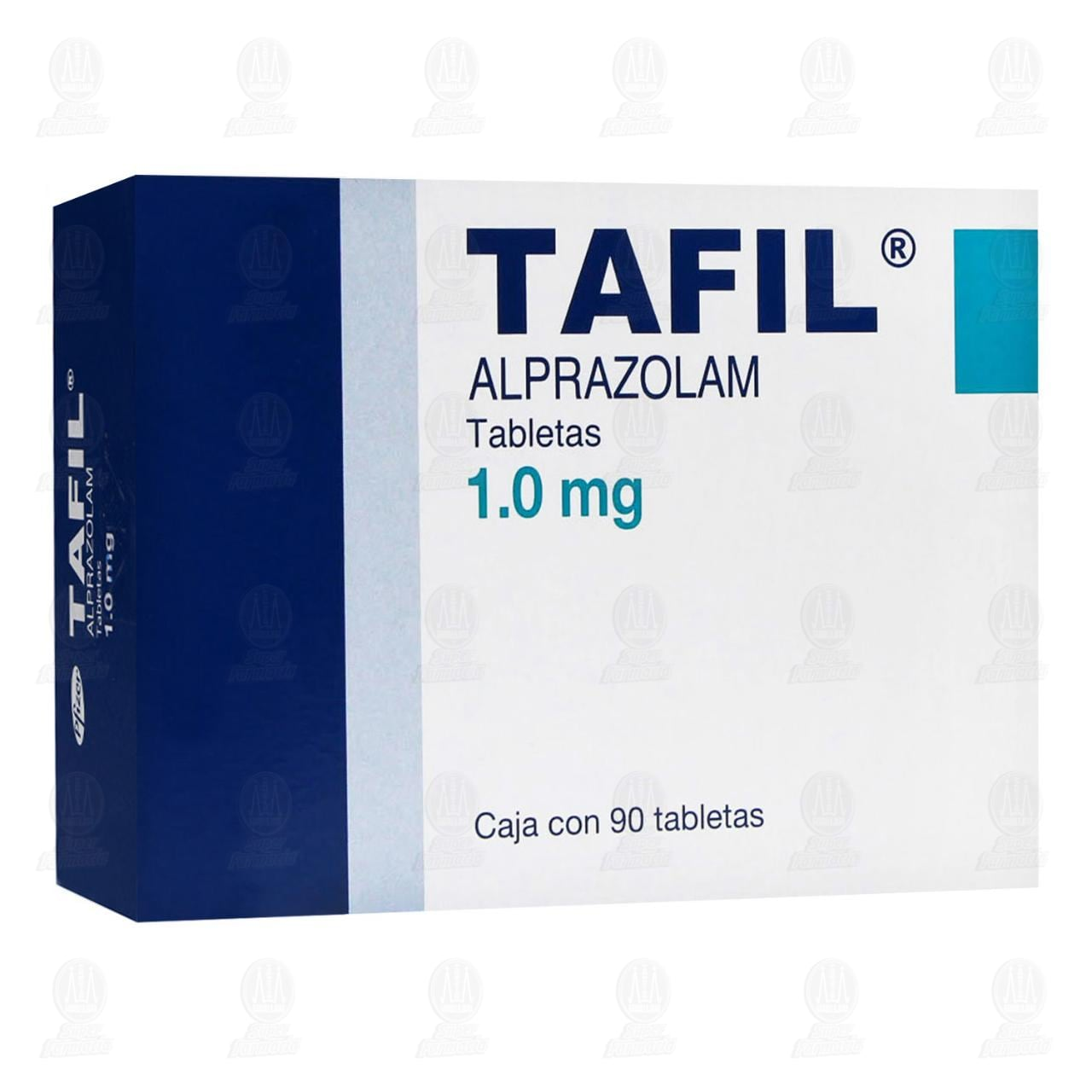 Tafil 1.0mg 90 Tabletas