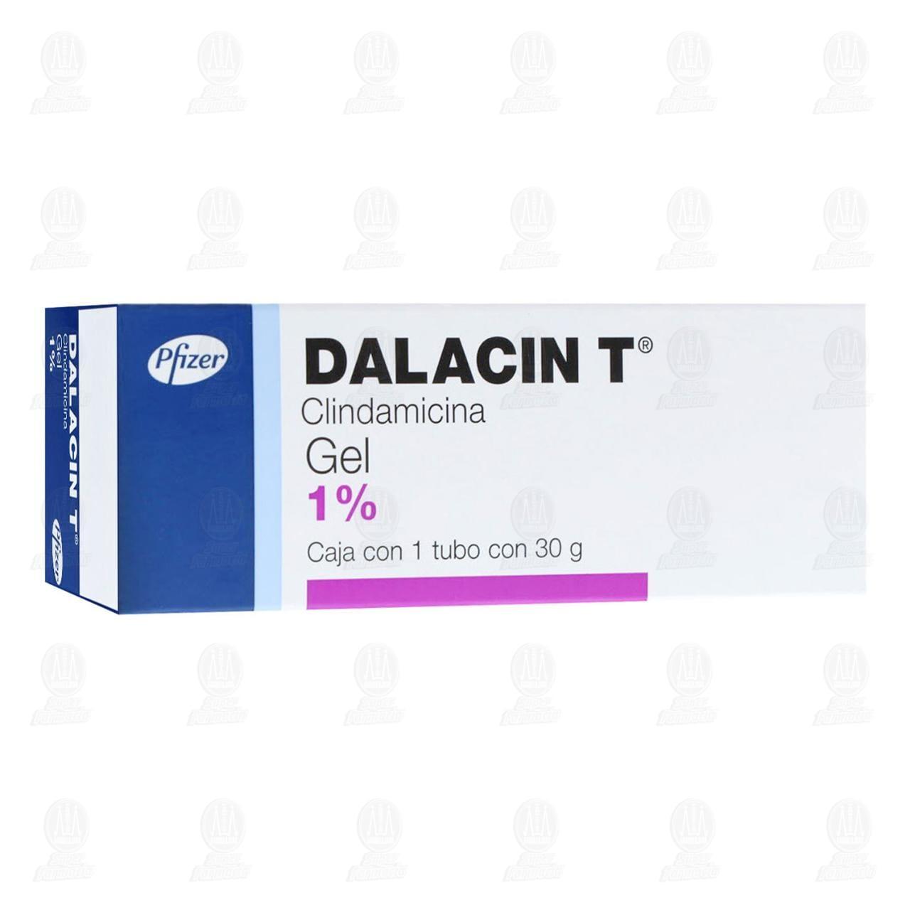 Comprar Dalacin T 1% Gel 30gr en Farmacias Guadalajara