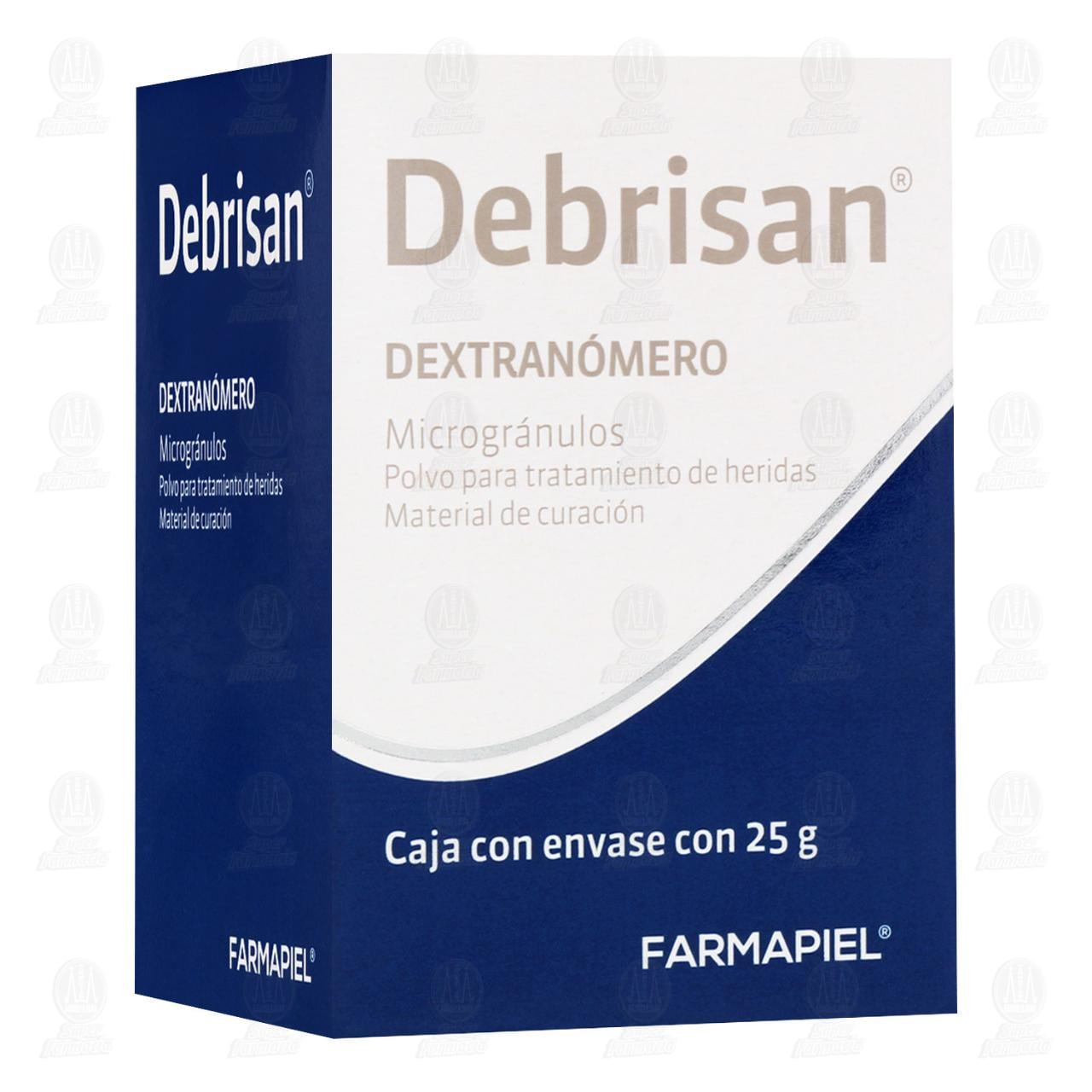 Debrisan Dextranómero Microgránulos 25gr Frasco