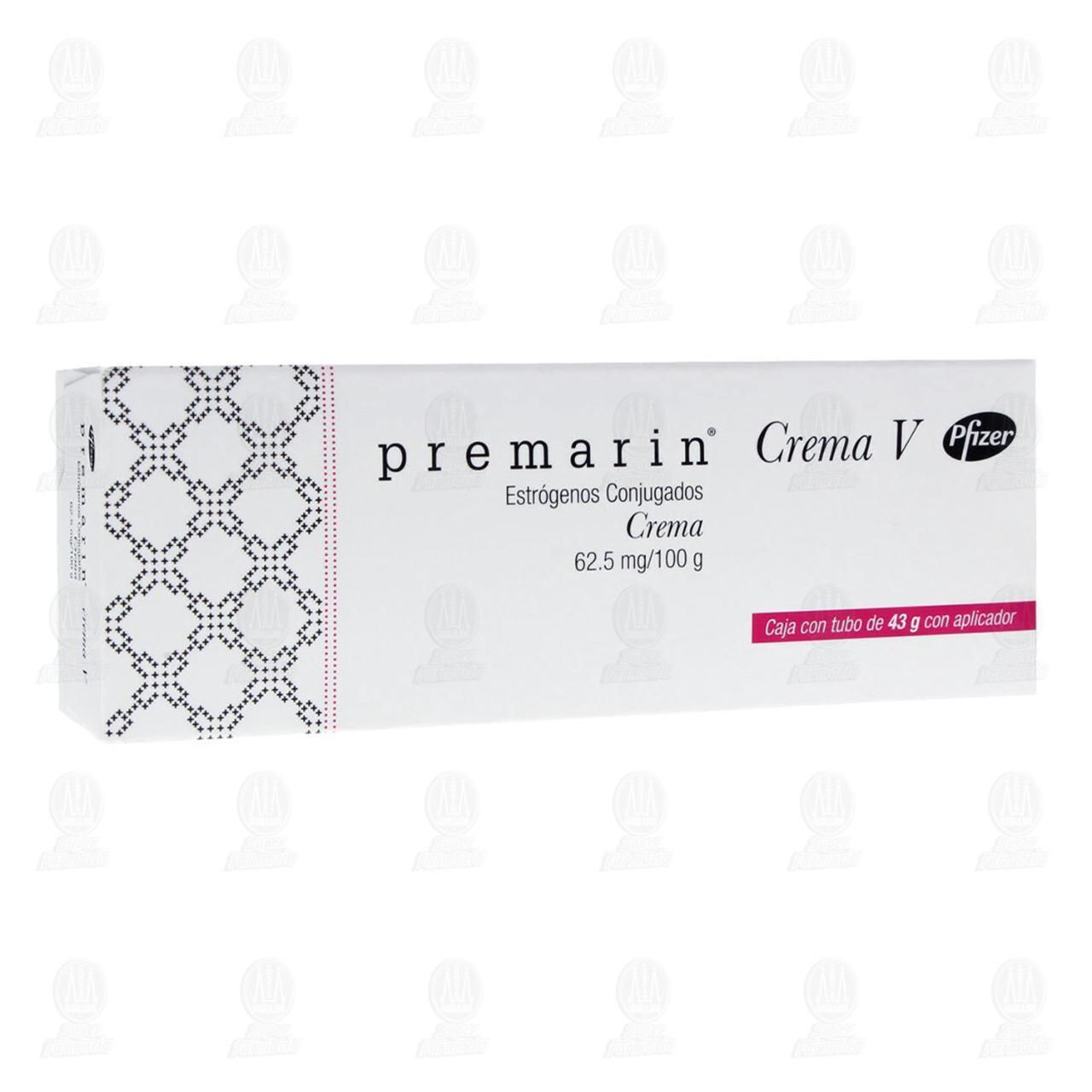 Comprar Premarin V 43gr Crema Tubo con Aplicador en Farmacias Guadalajara