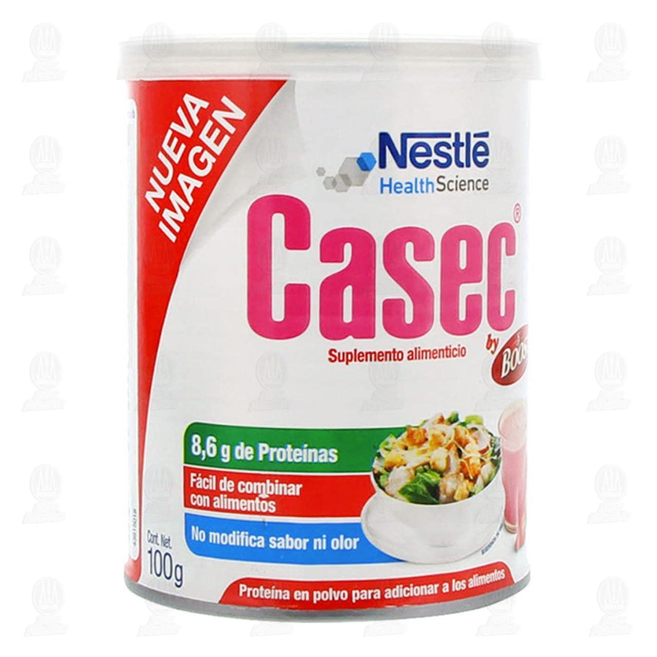 Comprar Proteína en Polvo Nestlé Health Science Casec 100gr en Farmacias Guadalajara