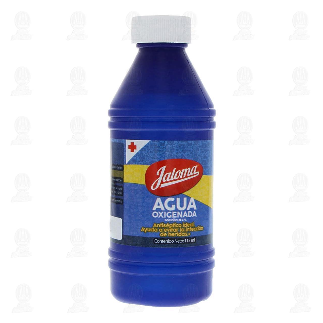 Comprar Agua Oxigenada Jaloma 112ml en Farmacias Guadalajara