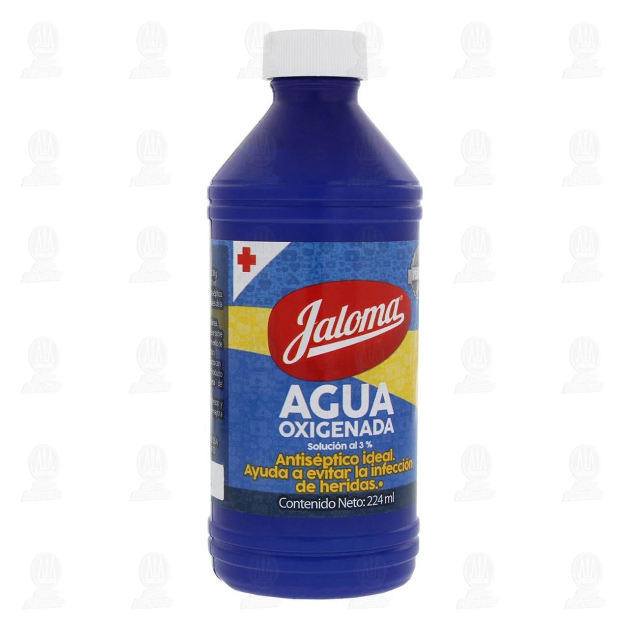 Comprar Agua Oxigenada Jaloma 224ml en Farmacias Guadalajara