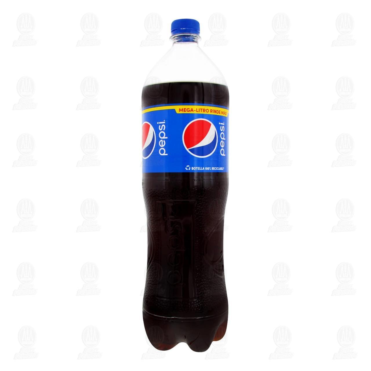 Refresco Pepsi Cola, 1.5 l.