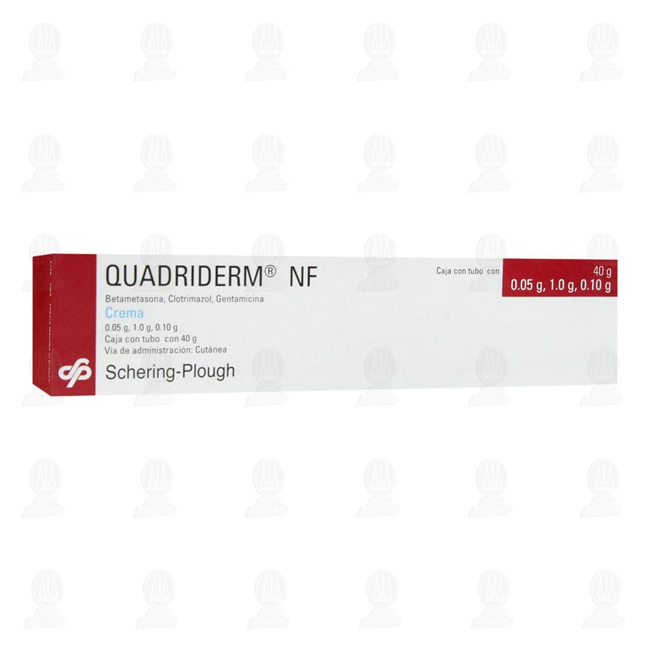 Comprar Quadriderm NF Crema 40gr en Farmacias Guadalajara