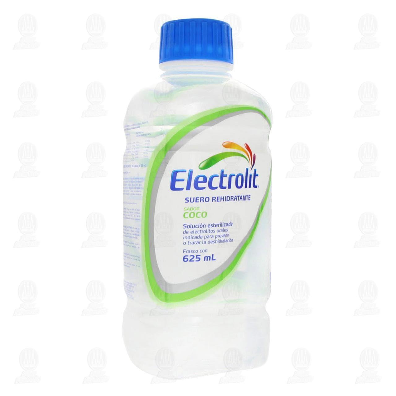 Comprar Electrolit Coco Oral 625ml en Farmacias Guadalajara