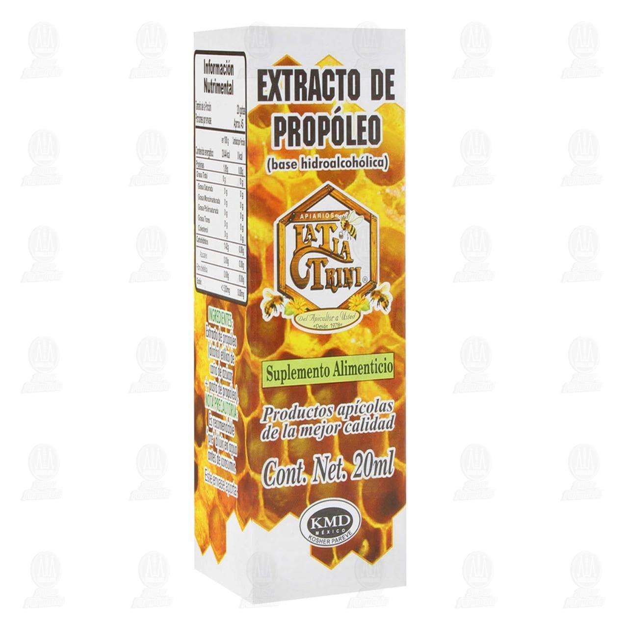 Comprar Tía Trini Extracto de Propóleo 20ml en Farmacias Guadalajara