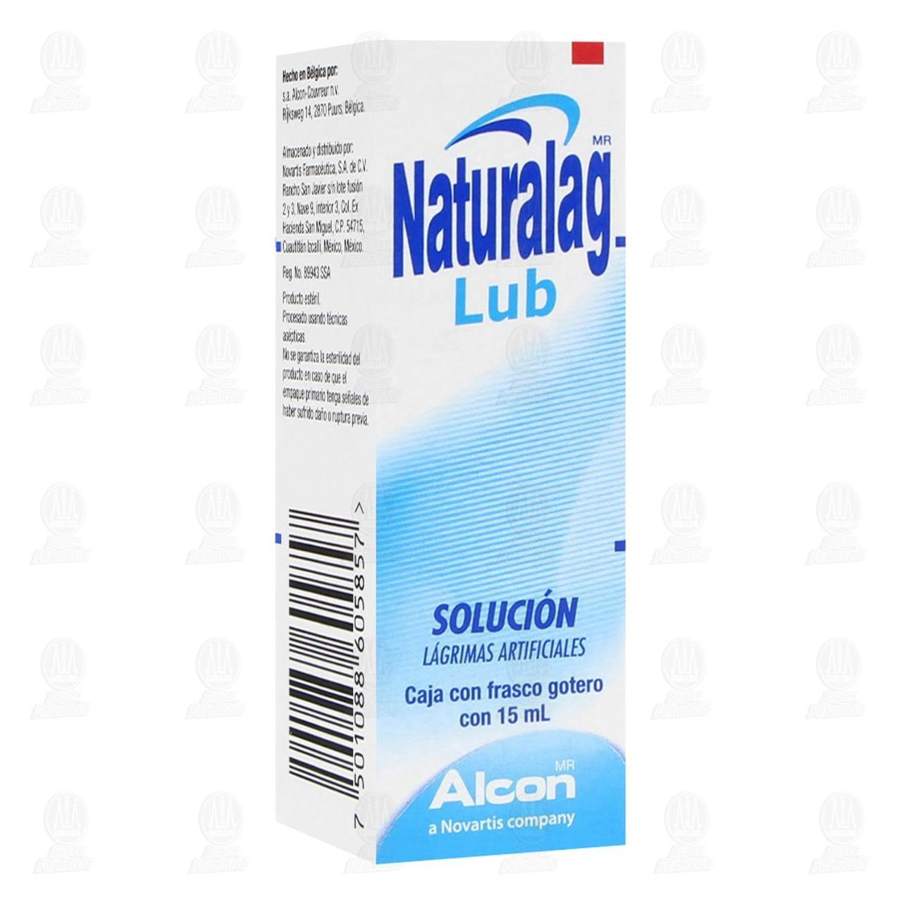 Comprar Naturalag Lub 15ml Solución Gotas en Farmacias Guadalajara