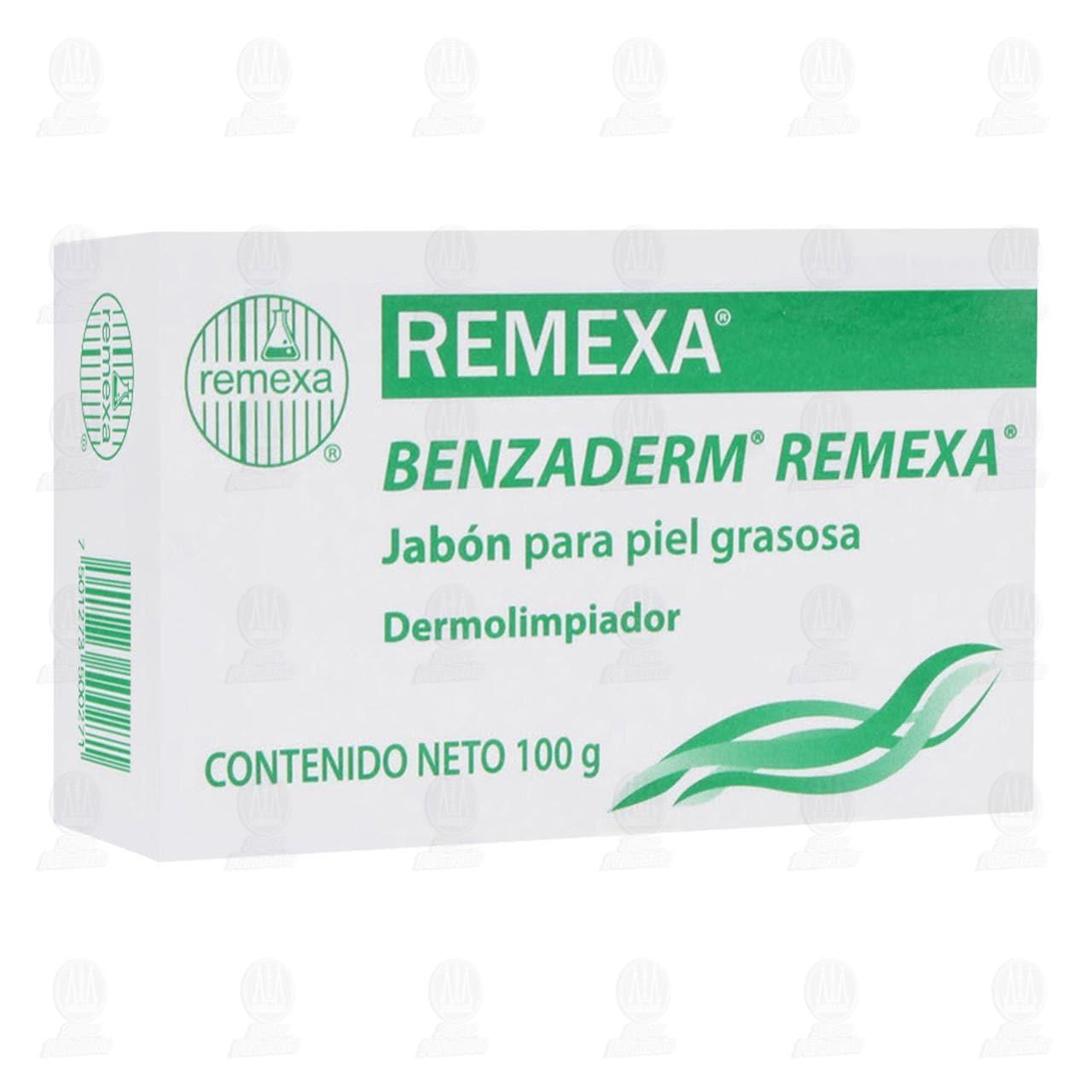 Comprar Benzaderm 100gr Jabón Barra en Farmacias Guadalajara