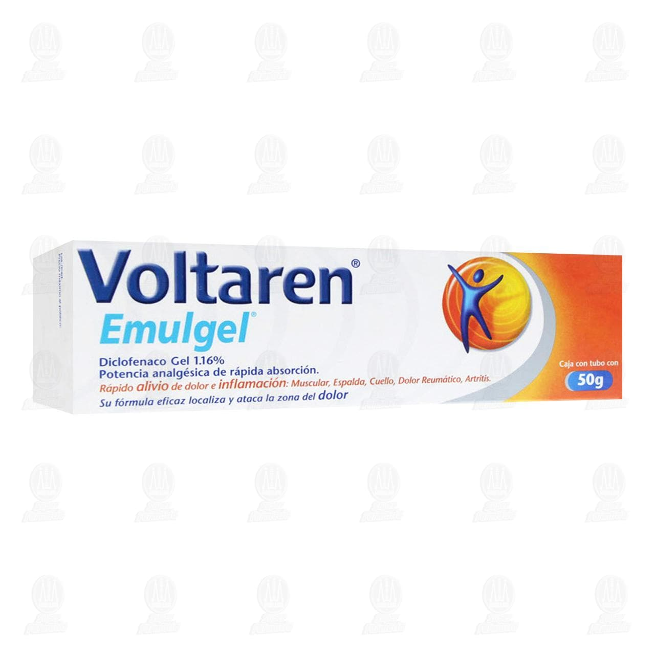 Comprar Voltaren Emulgel Triple Efecto 1.16% 50gr en Farmacias Guadalajara