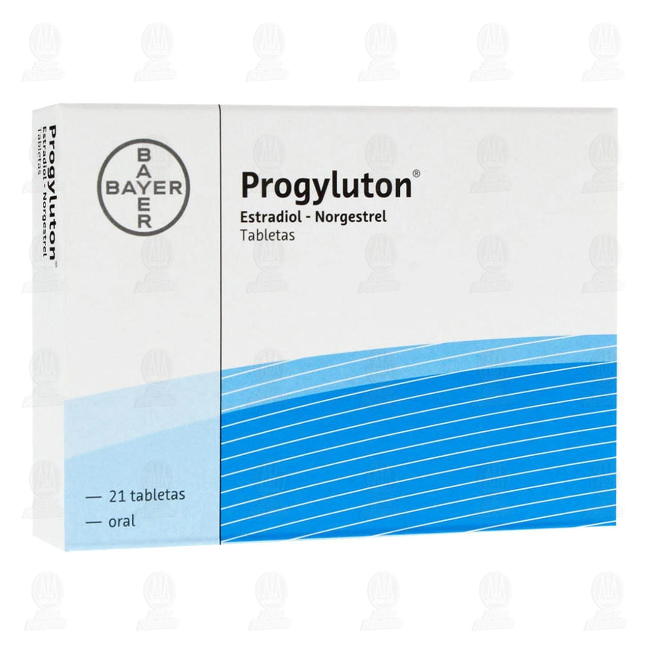 Comprar Progyluton 21 Tabletas en Farmacias Guadalajara