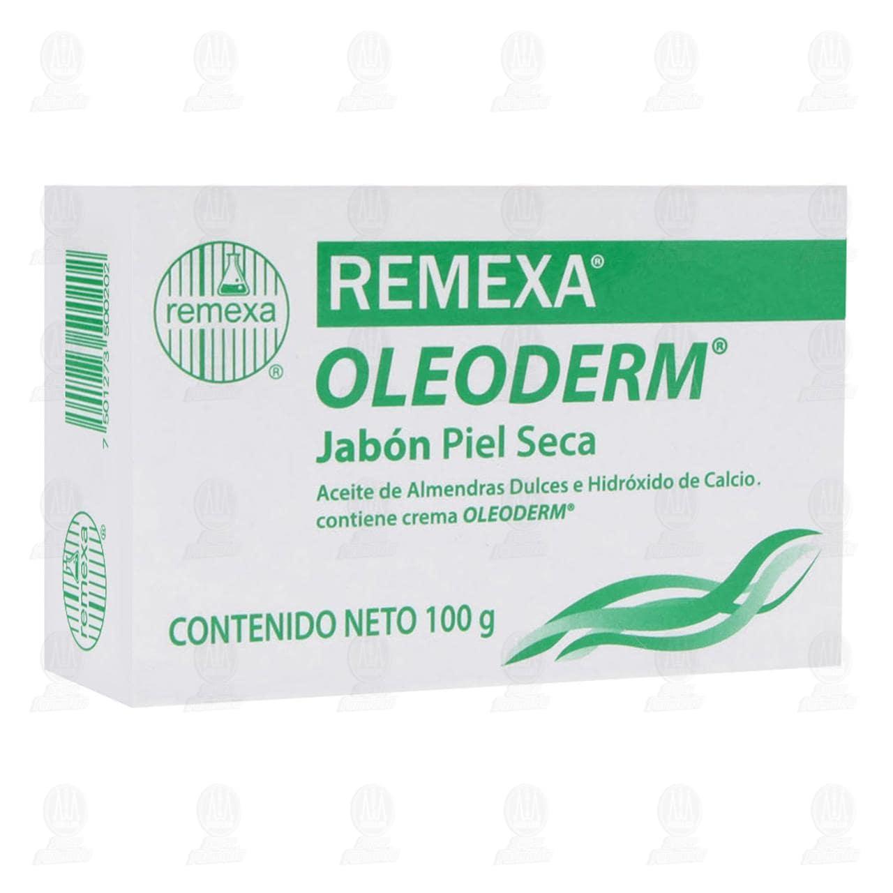 Comprar Oleoderm Jabón Piel Seca 100gr en Farmacias Guadalajara