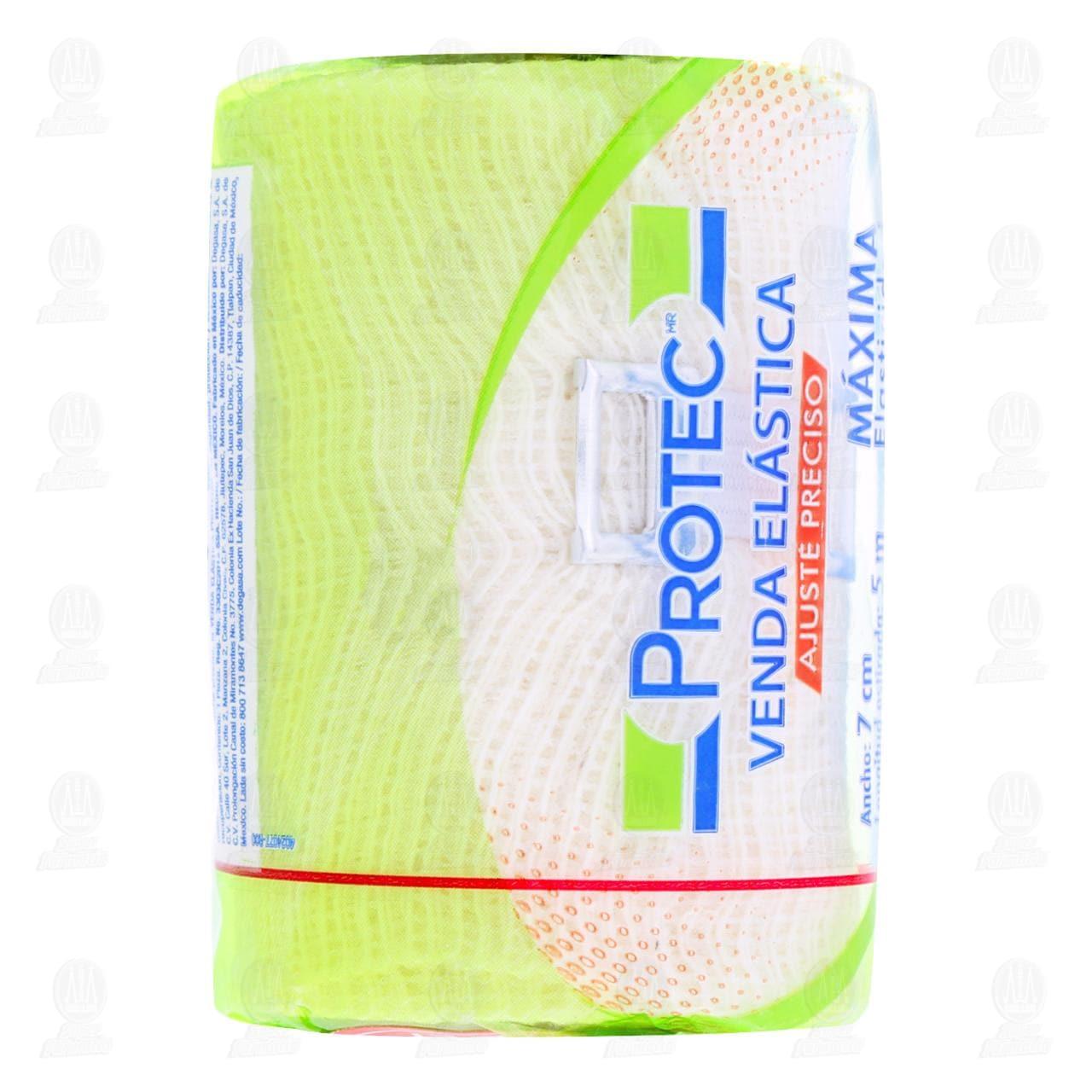 Comprar Venda Elástica Protec 7cm x 5m 1pz en Farmacias Guadalajara