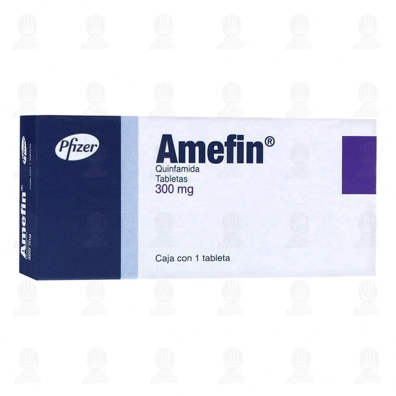 Comprar Amefin 300mg 1 Tableta en Farmacias Guadalajara