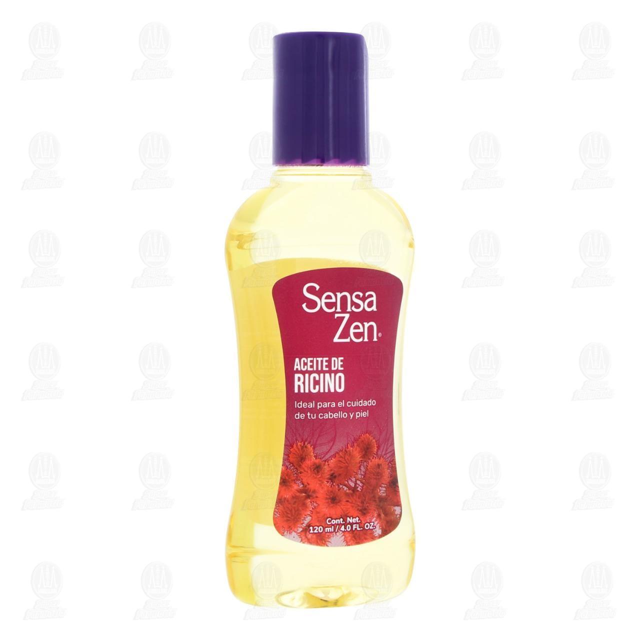 Aceite de Ricino Exfoliante y Suavizante, 120 ml.