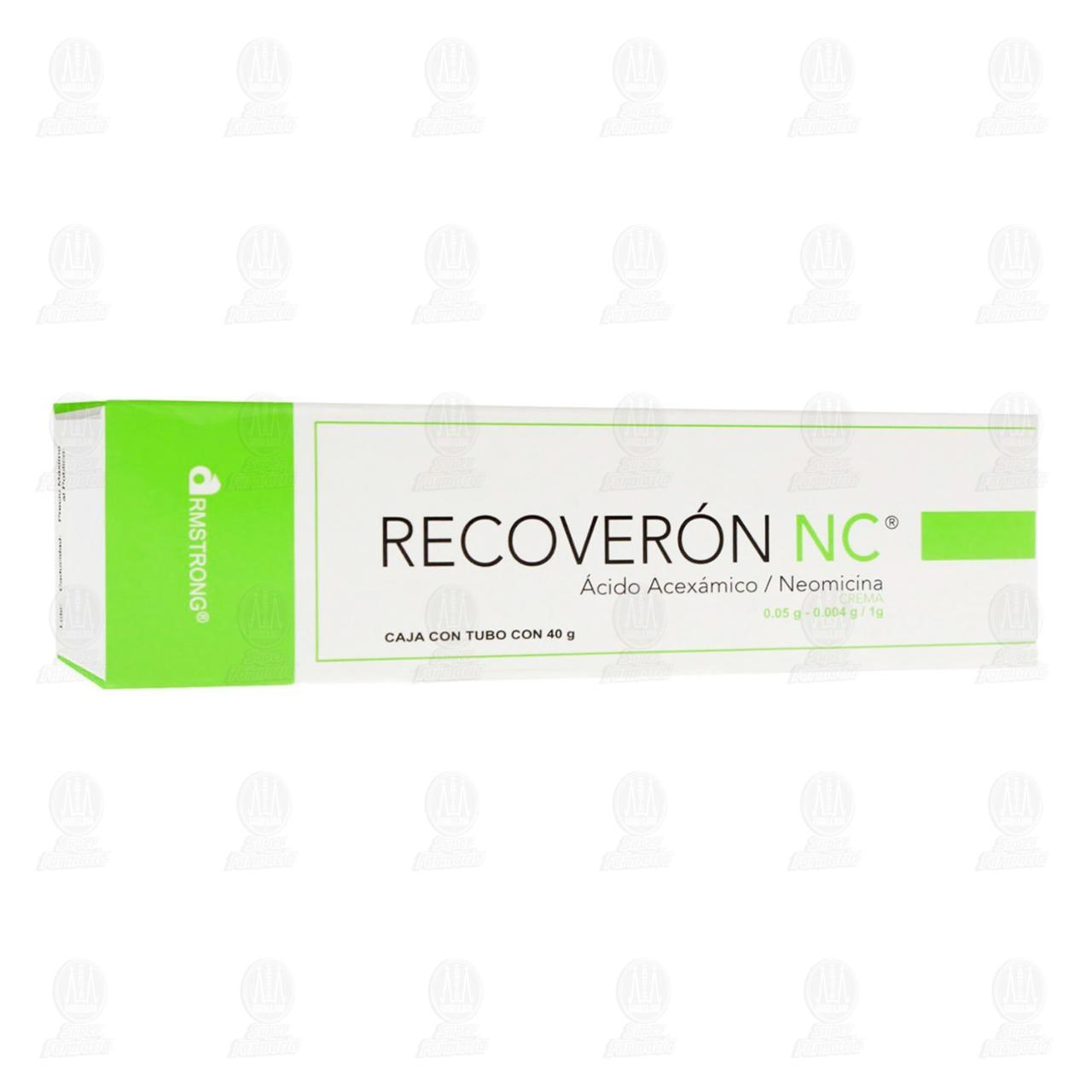 Recoverón NC Crema 40gr Tubo
