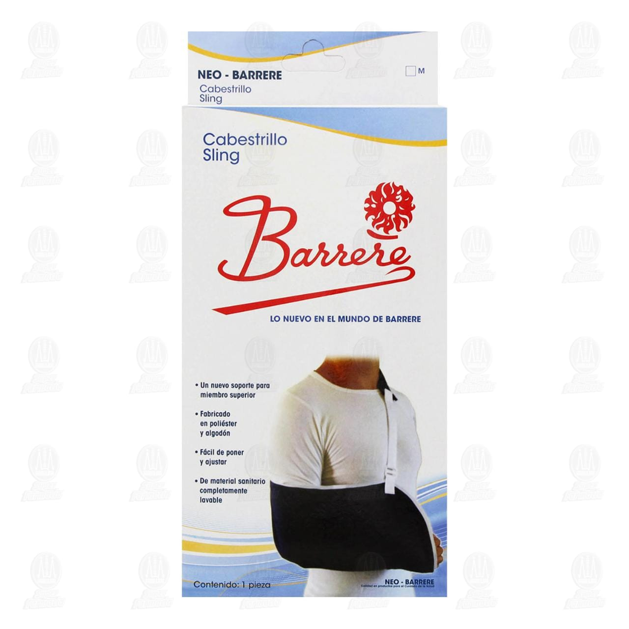 Comprar Cabestrillo Mediano Barrere 1pz en Farmacias Guadalajara