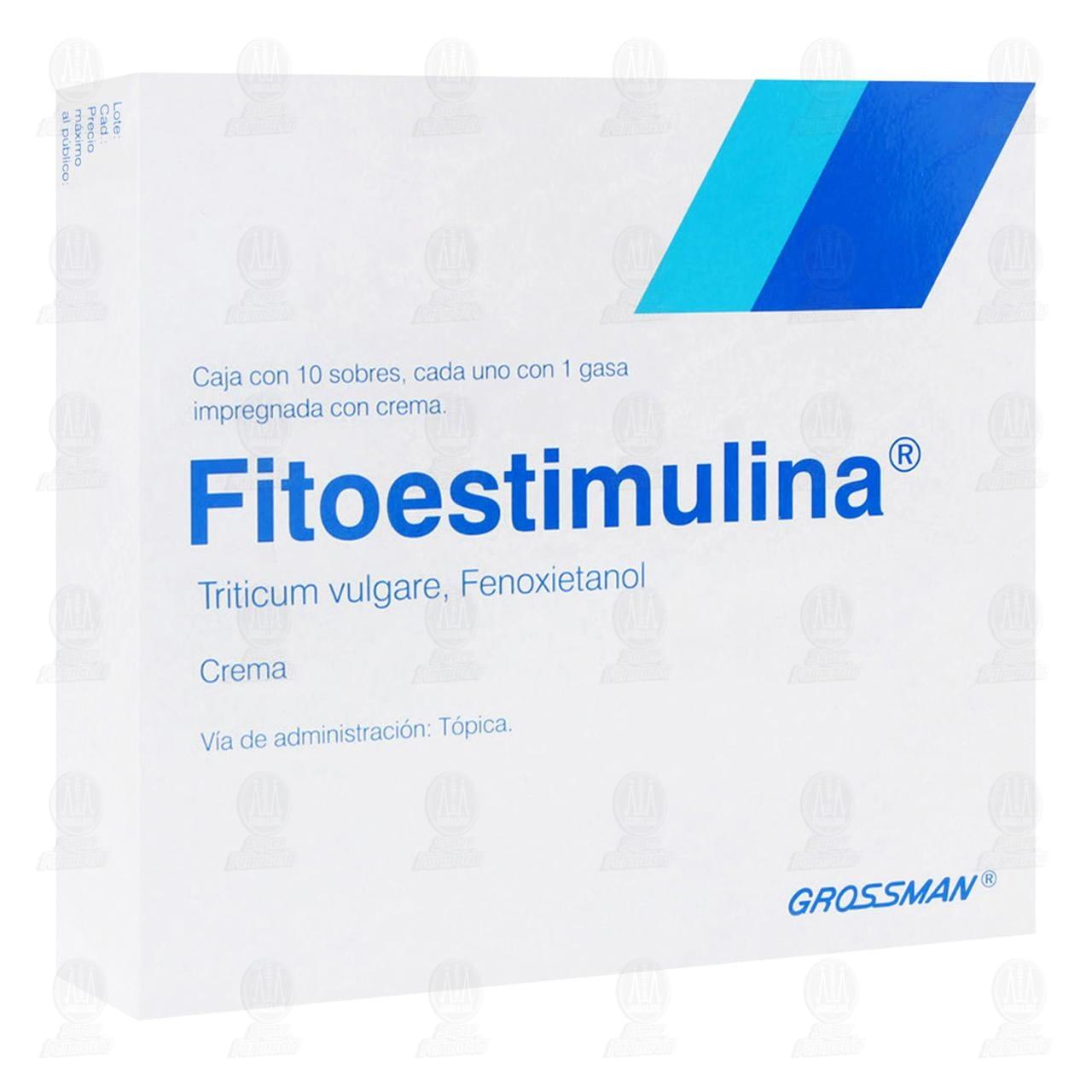 Comprar Fitoestimulina 10 Sobres en Farmacias Guadalajara