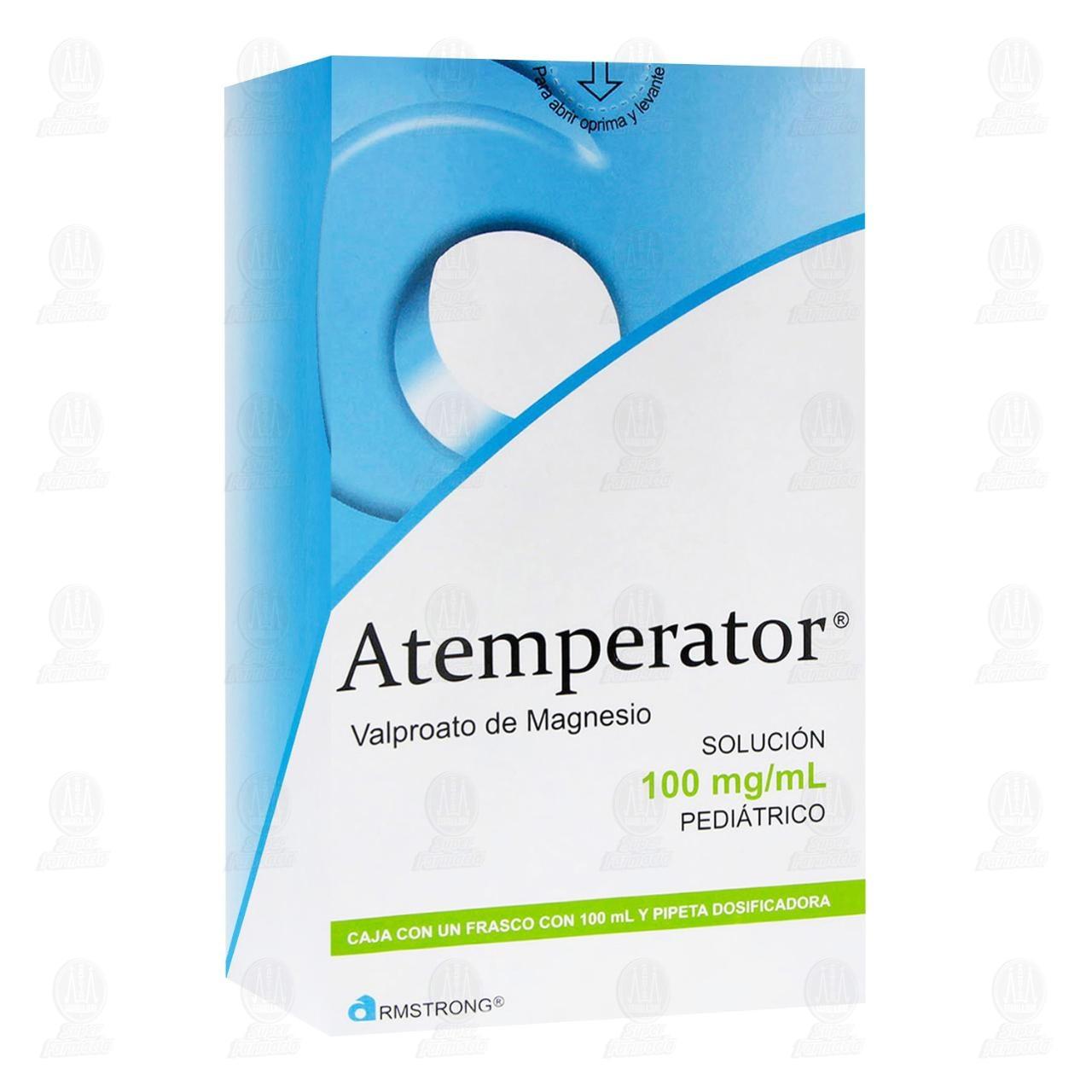 Comprar Atemperator Pediátrico 100ml en Farmacias Guadalajara